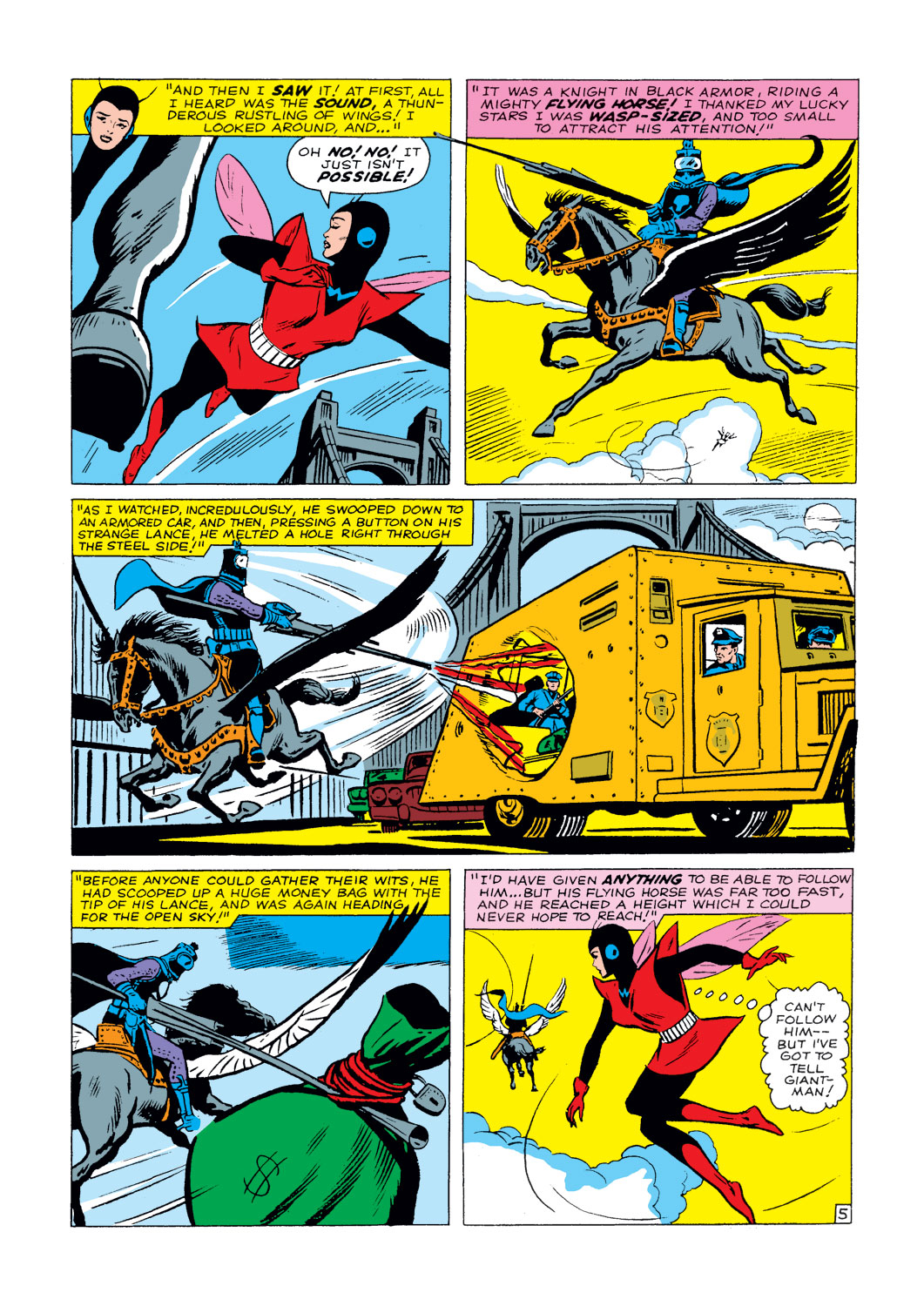 Tales to Astonish (1959) issue 52 - Page 6