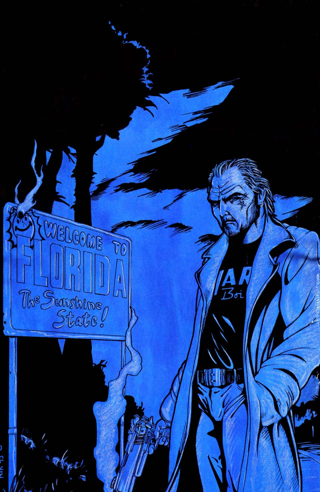 Read online Night of the Living Dead (1994) comic -  Issue #1 - 36
