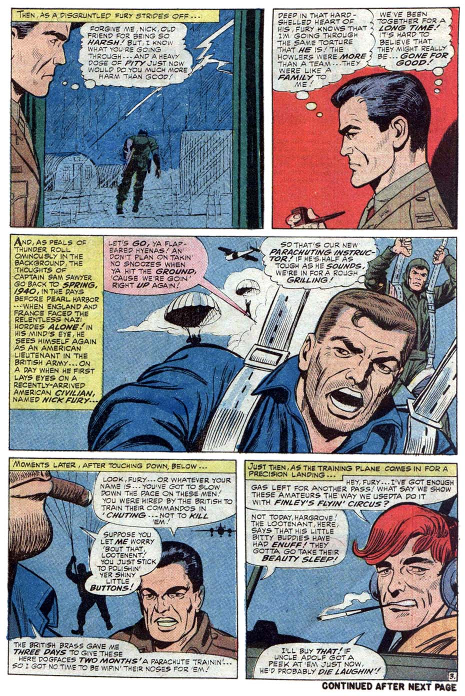 Read online Sgt. Fury comic -  Issue #101 - 5