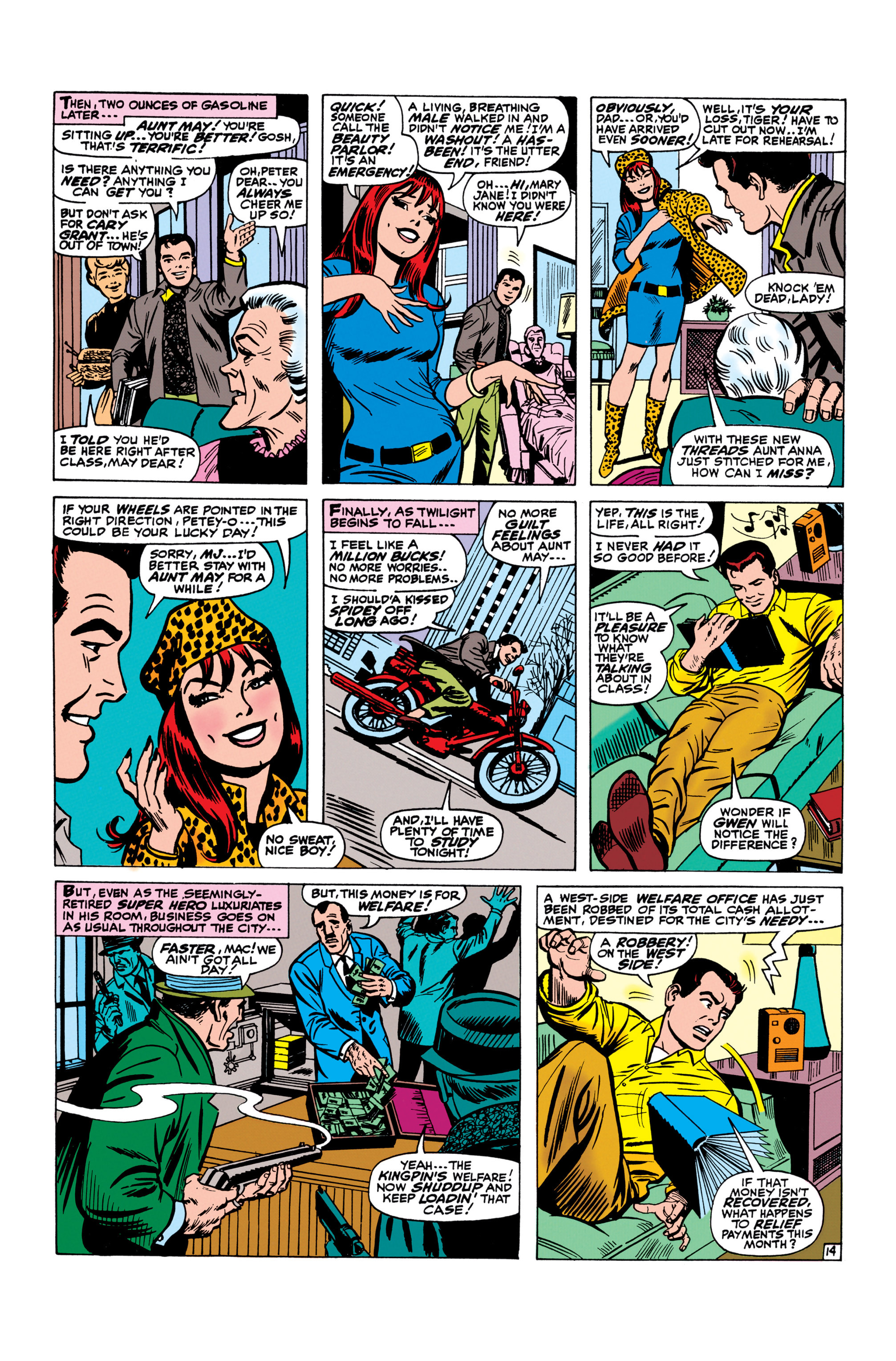 The Amazing Spider-Man (1963) 50 Page 14
