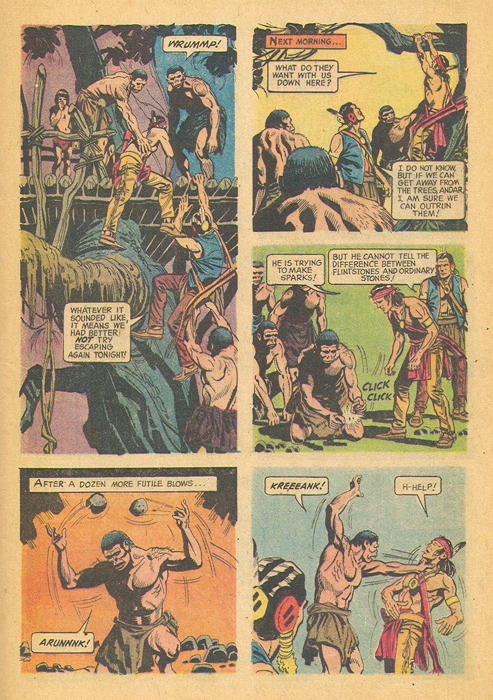 Read online Turok, Son of Stone comic -  Issue #77 - 21