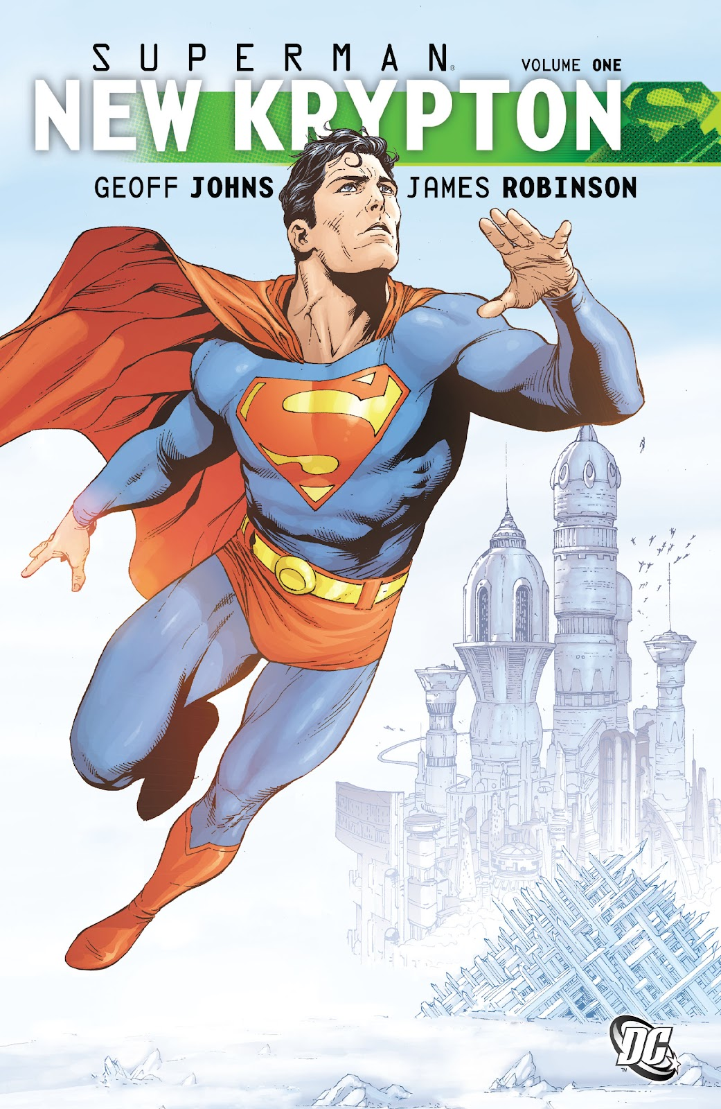 Superman: New Krypton issue TPB 1 - Page 1
