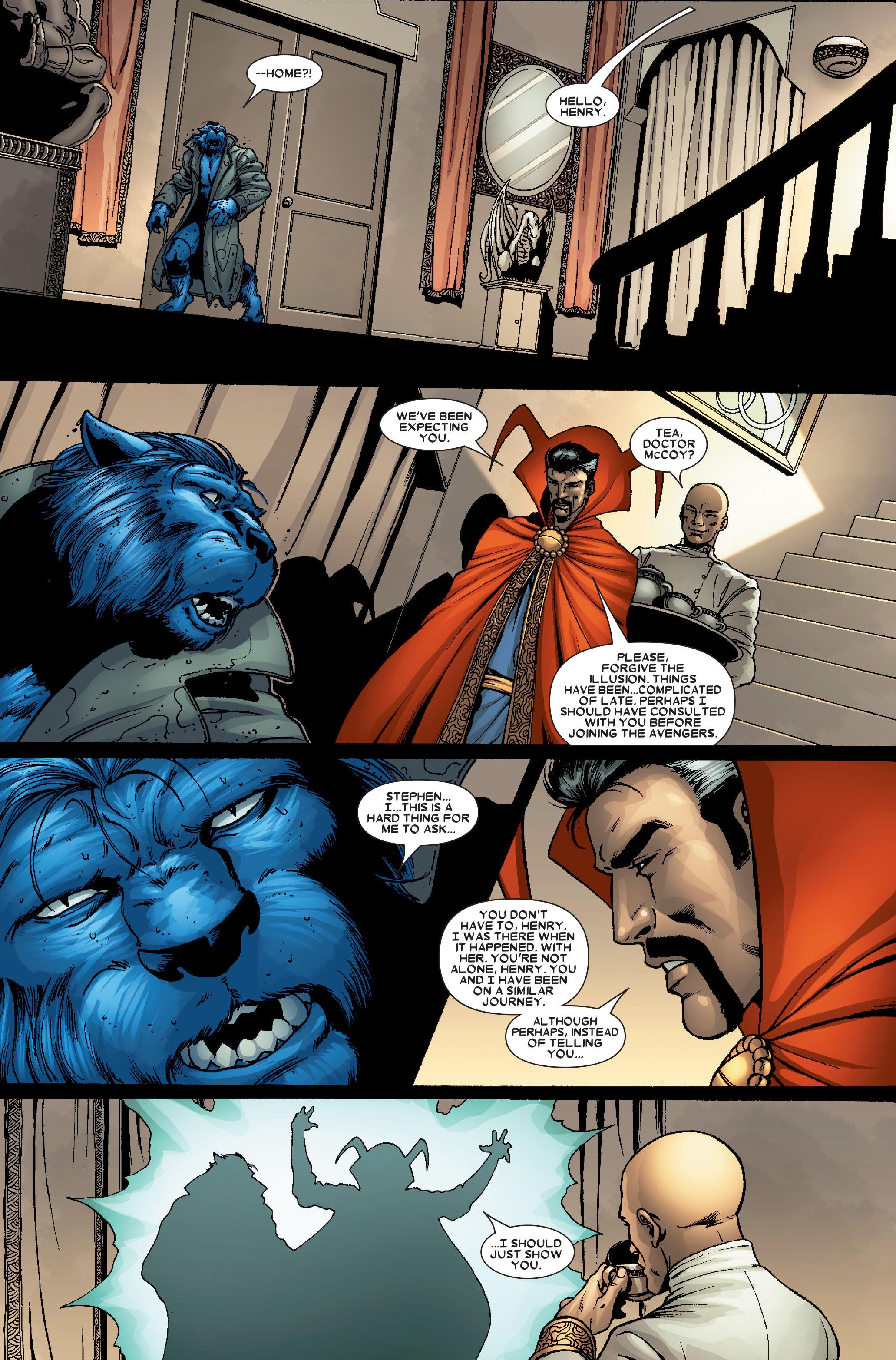 Read online Uncanny X-Men (1963) comic -  Issue #491 - 29