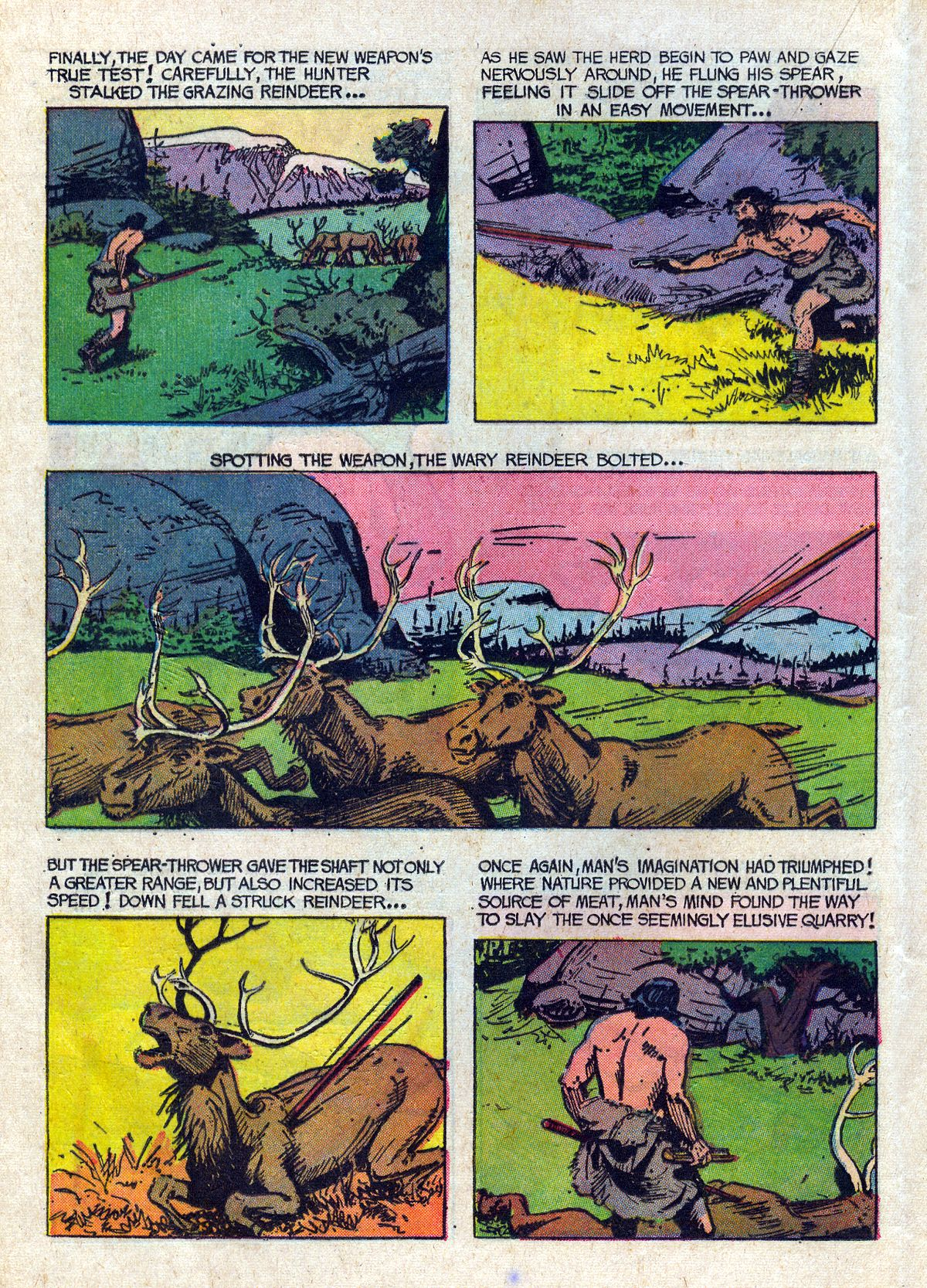 Read online Turok, Son of Stone comic -  Issue #61 - 16