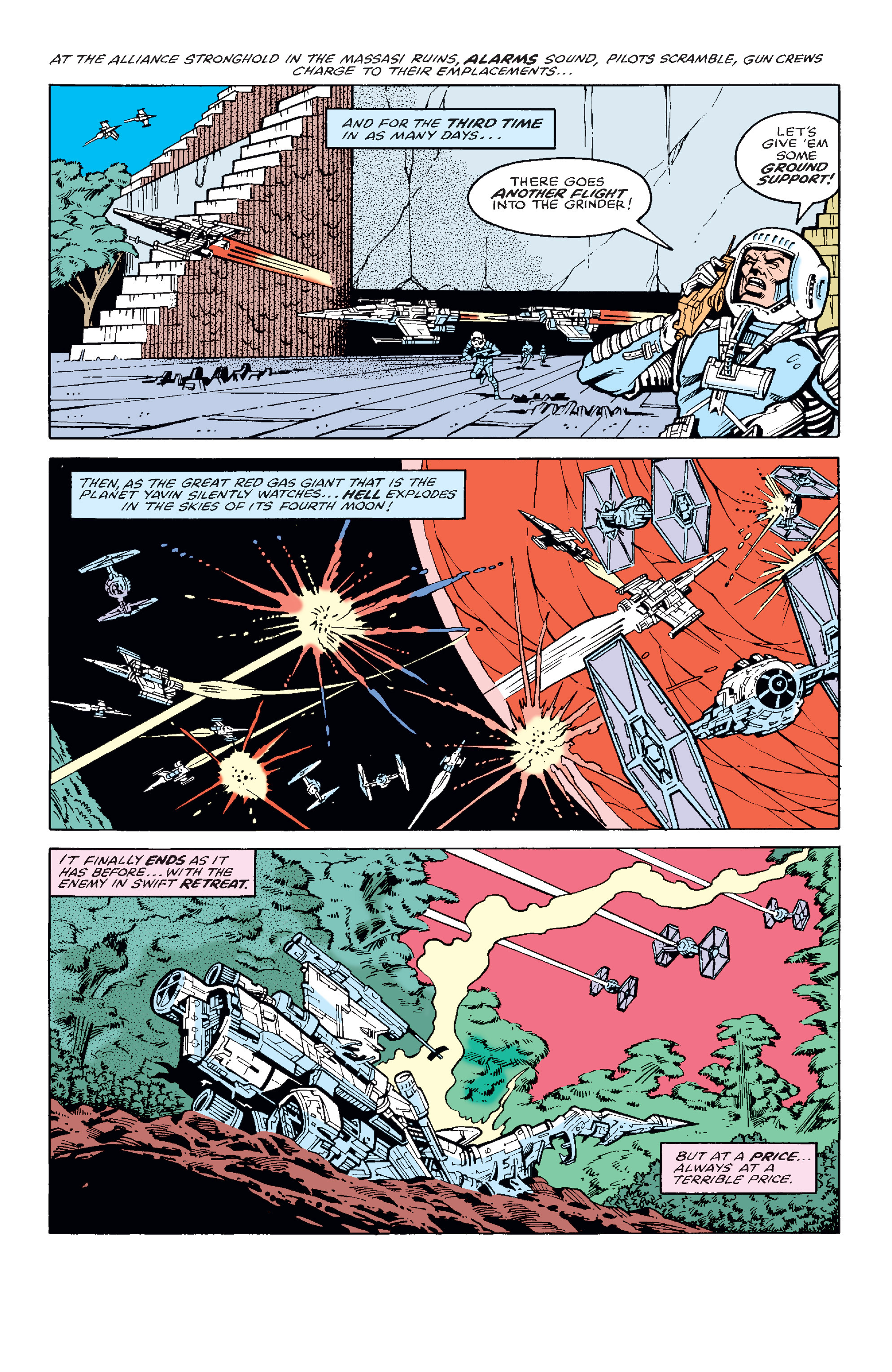 Read online Star Wars Omnibus comic -  Issue # Vol. 13 - 439