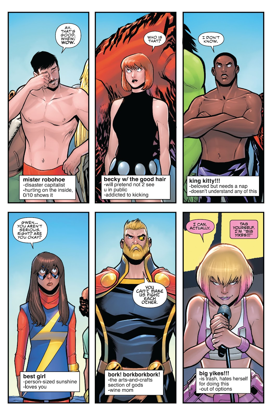 Gwenpool Strikes Back issue _TPB - Page 58
