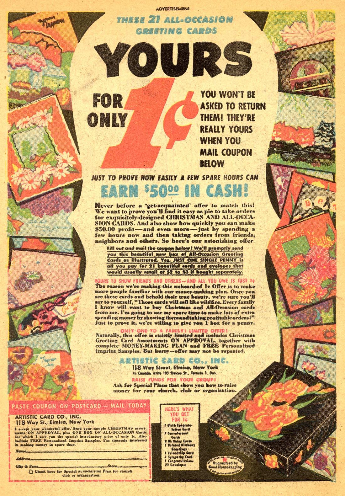 Read online Adventure Comics (1938) comic -  Issue #217 - 34