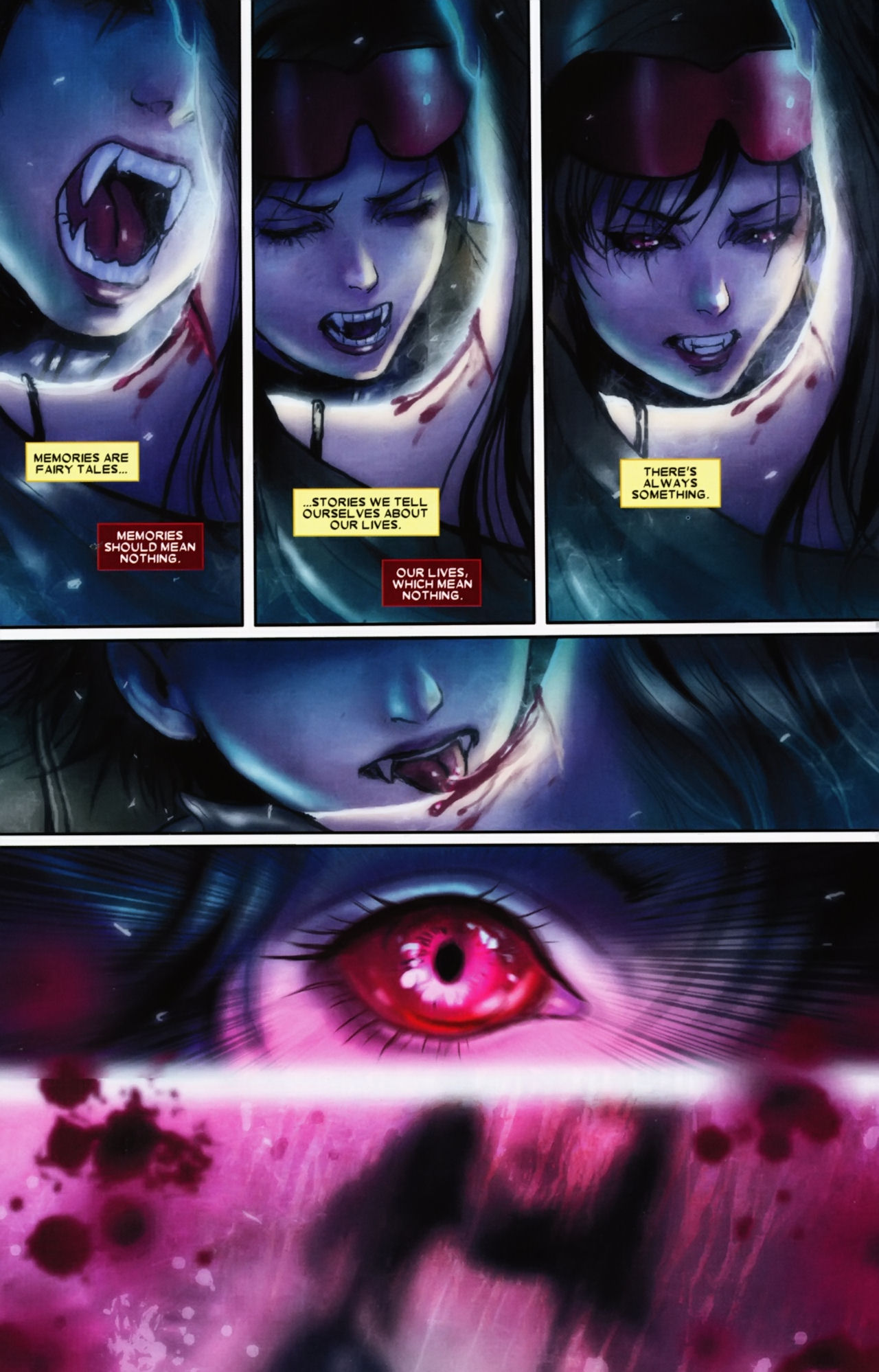Read online X-23 (2010) comic -  Issue #11 - 3