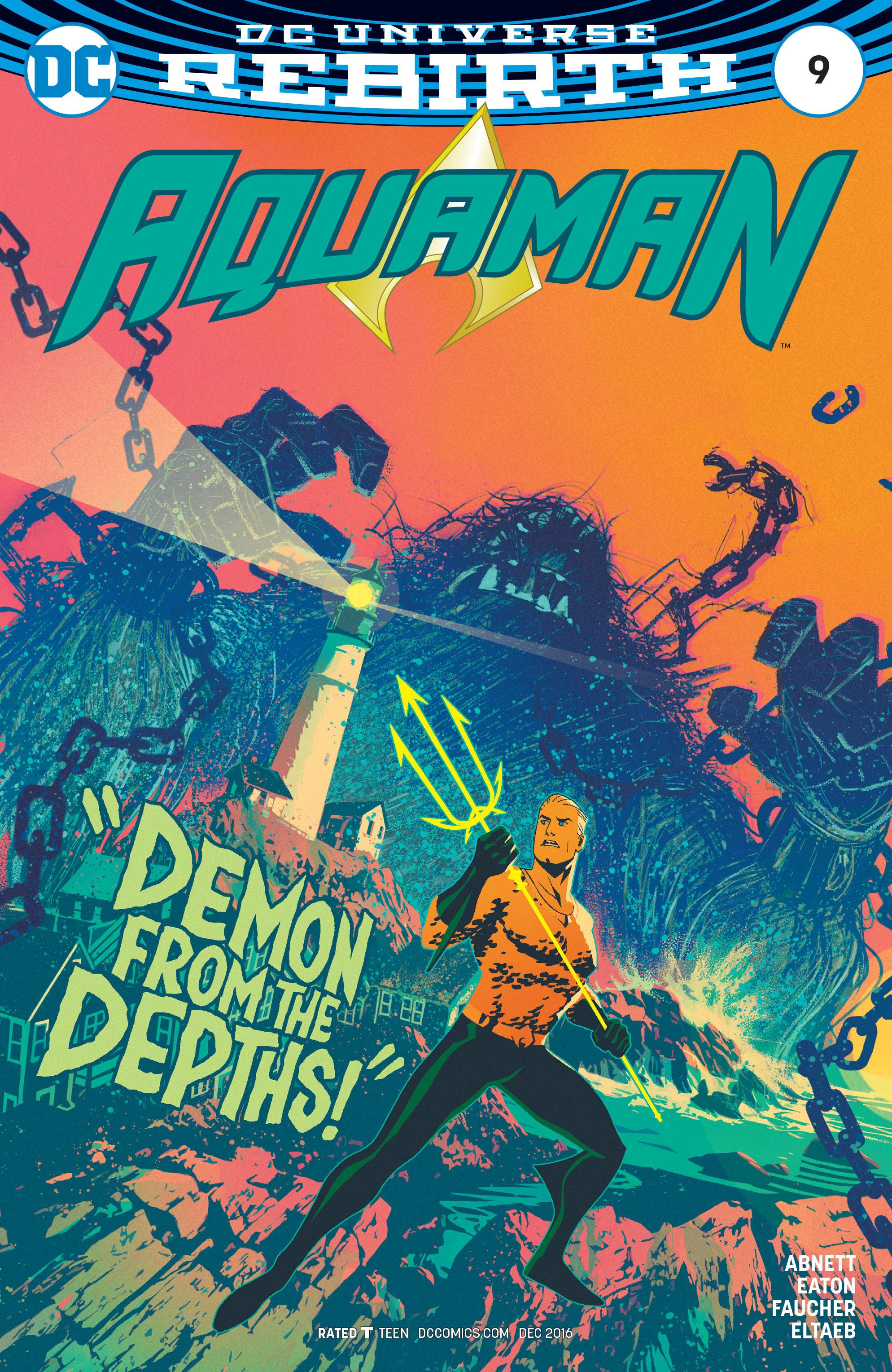 Read online Aquaman (2016) comic -  Issue #9 - 3