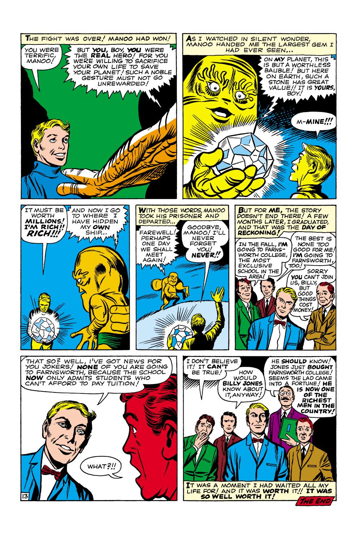 Read online Amazing Adventures (1961) comic -  Issue #2 - 15