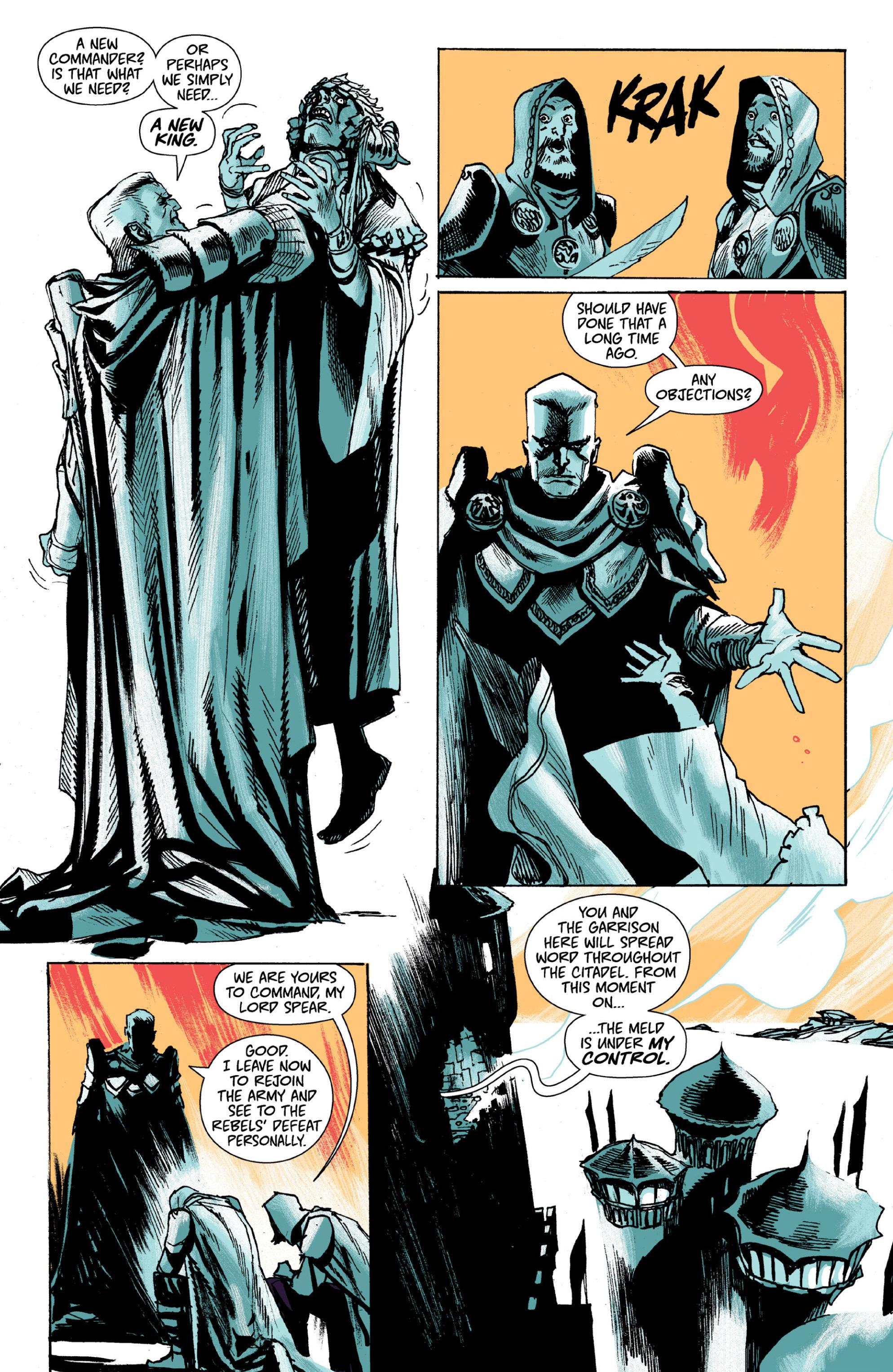 Read online Ei8ht comic -  Issue # TPB - 92