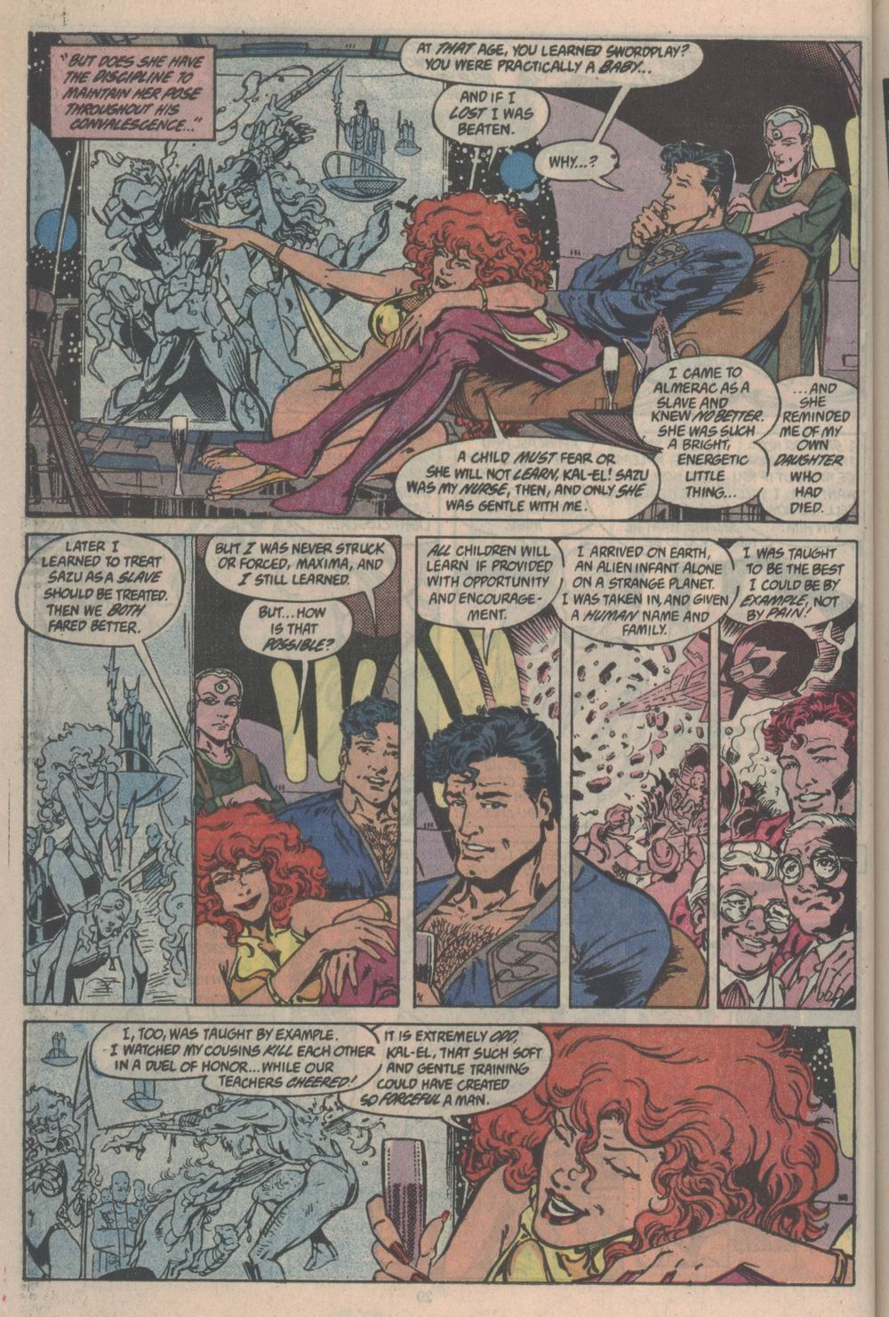 Read online Adventures of Superman (1987) comic -  Issue #Adventures of Superman (1987) _Annual 3 - 21