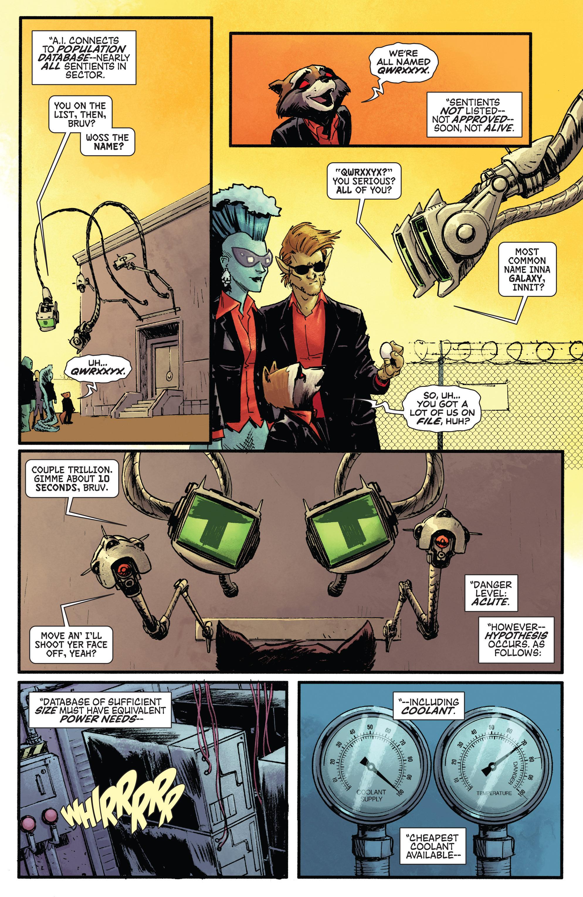 Read online Rocket comic -  Issue #1 - 15