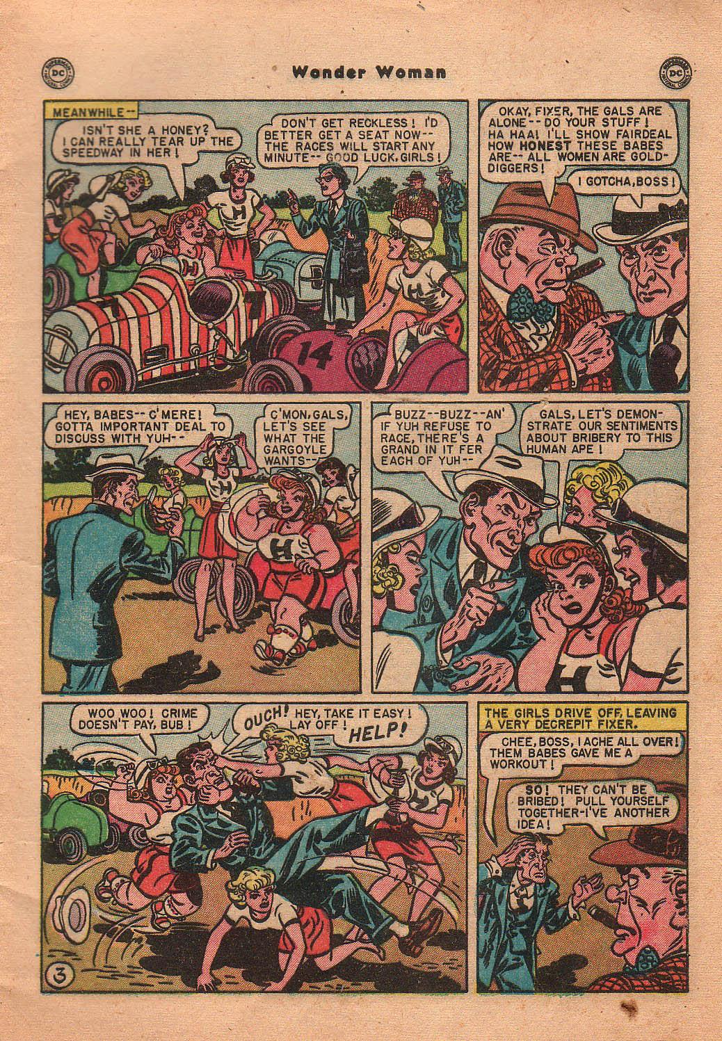 Read online Wonder Woman (1942) comic -  Issue #42 - 6