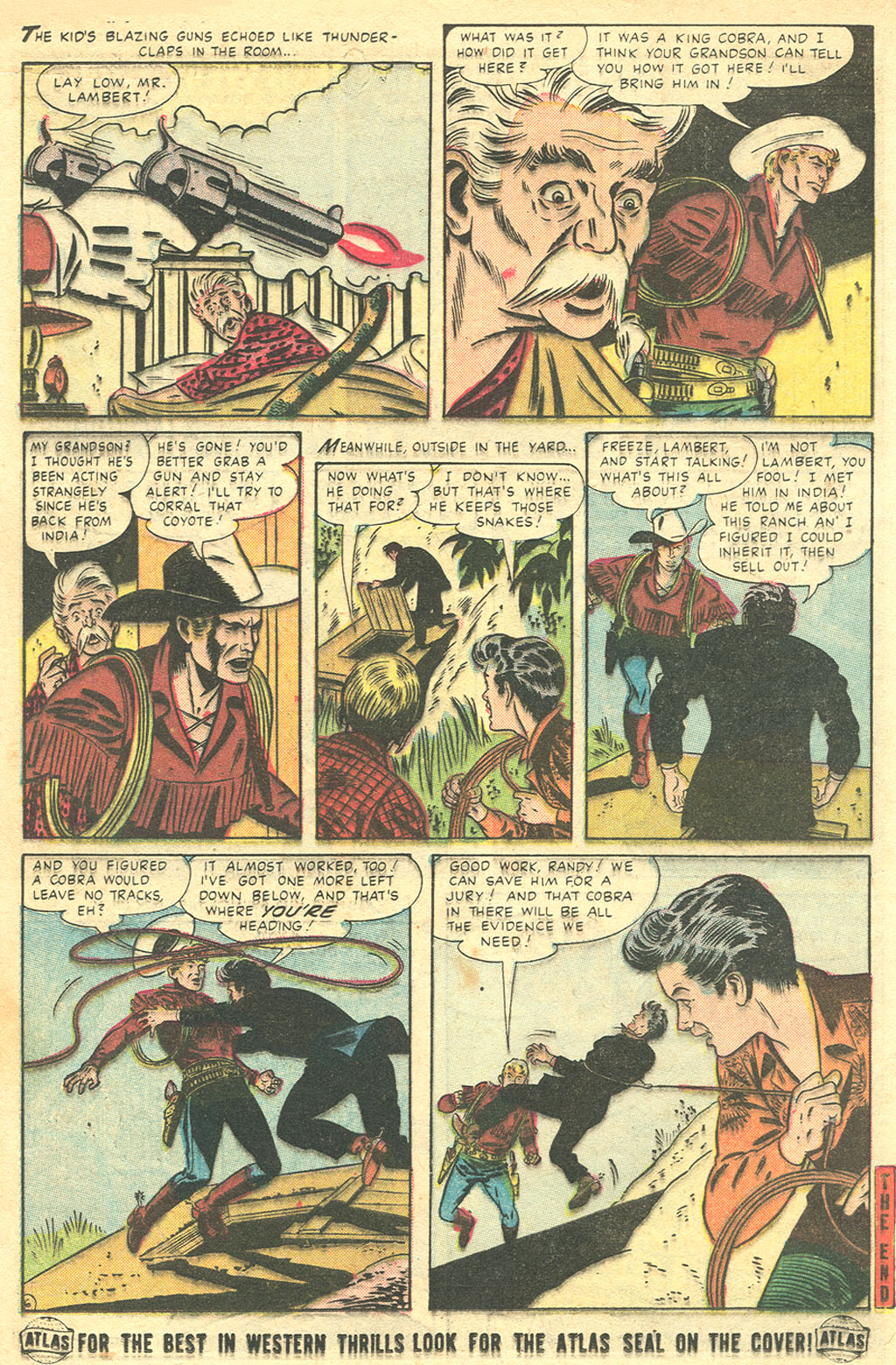 The Rawhide Kid (1955) issue 5 - Page 16