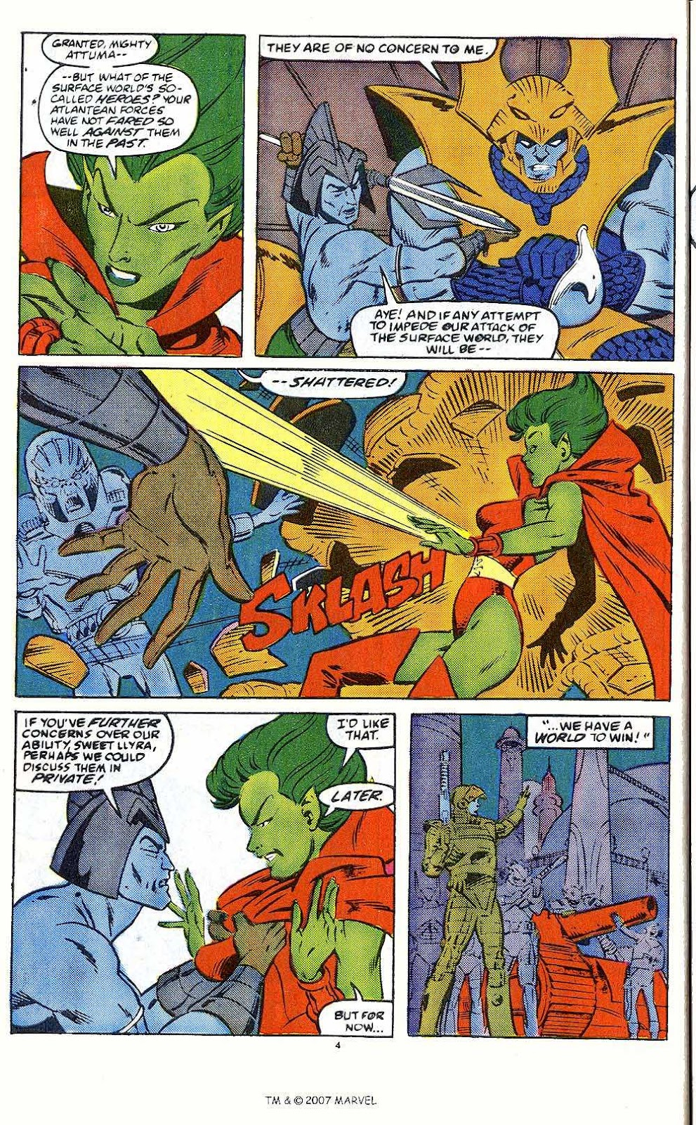 Iron Man Annual issue 10 - Page 6
