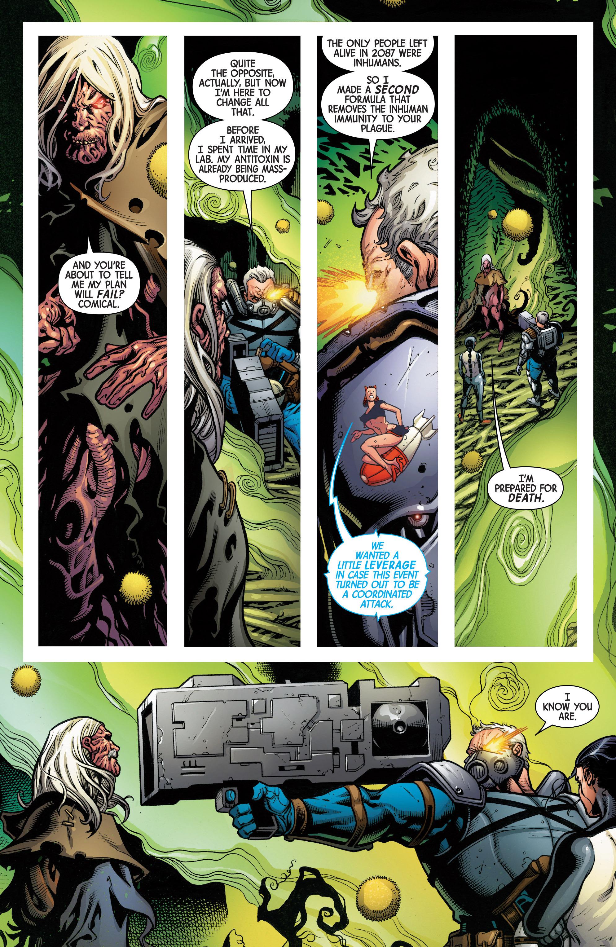 Read online Uncanny Avengers [II] comic -  Issue #4 - 13