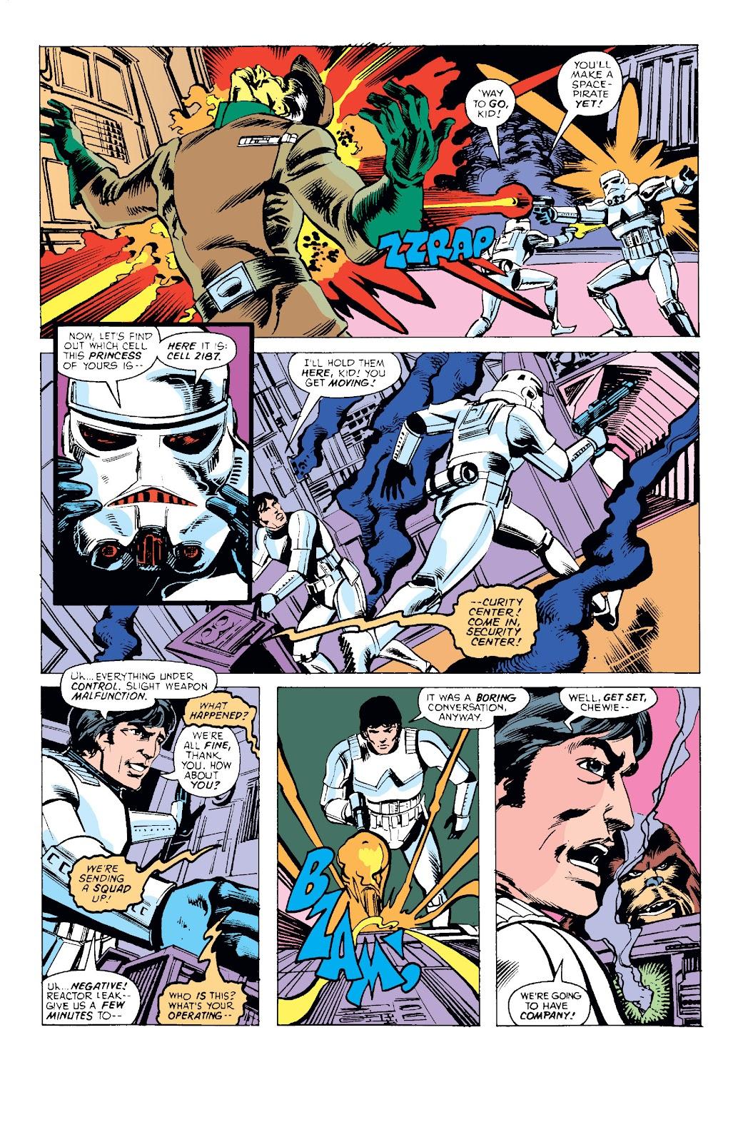 Star Wars (1977) Issue #3 #6 - English 17