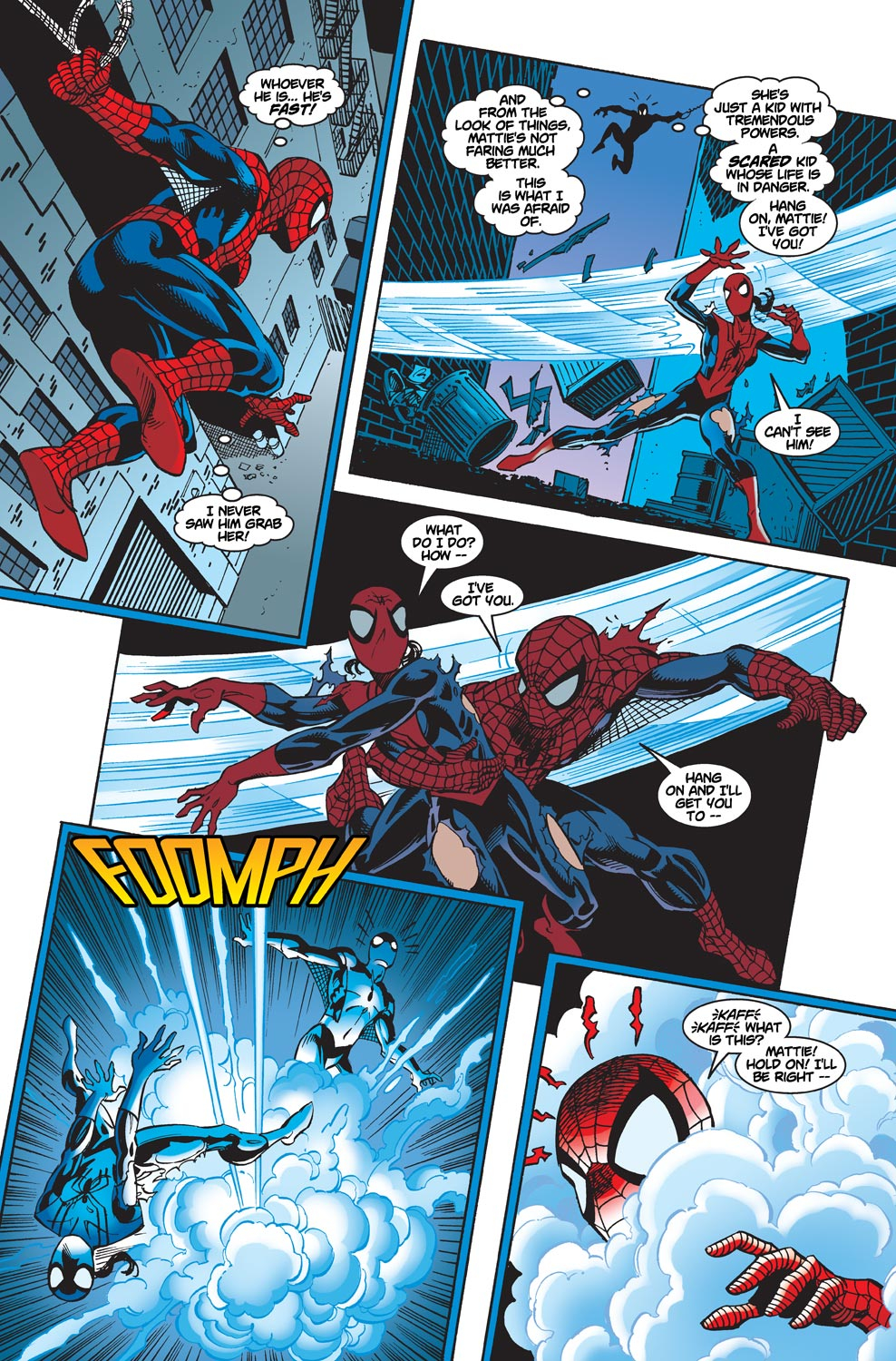 The Amazing Spider-Man (1999) 5 Page 19