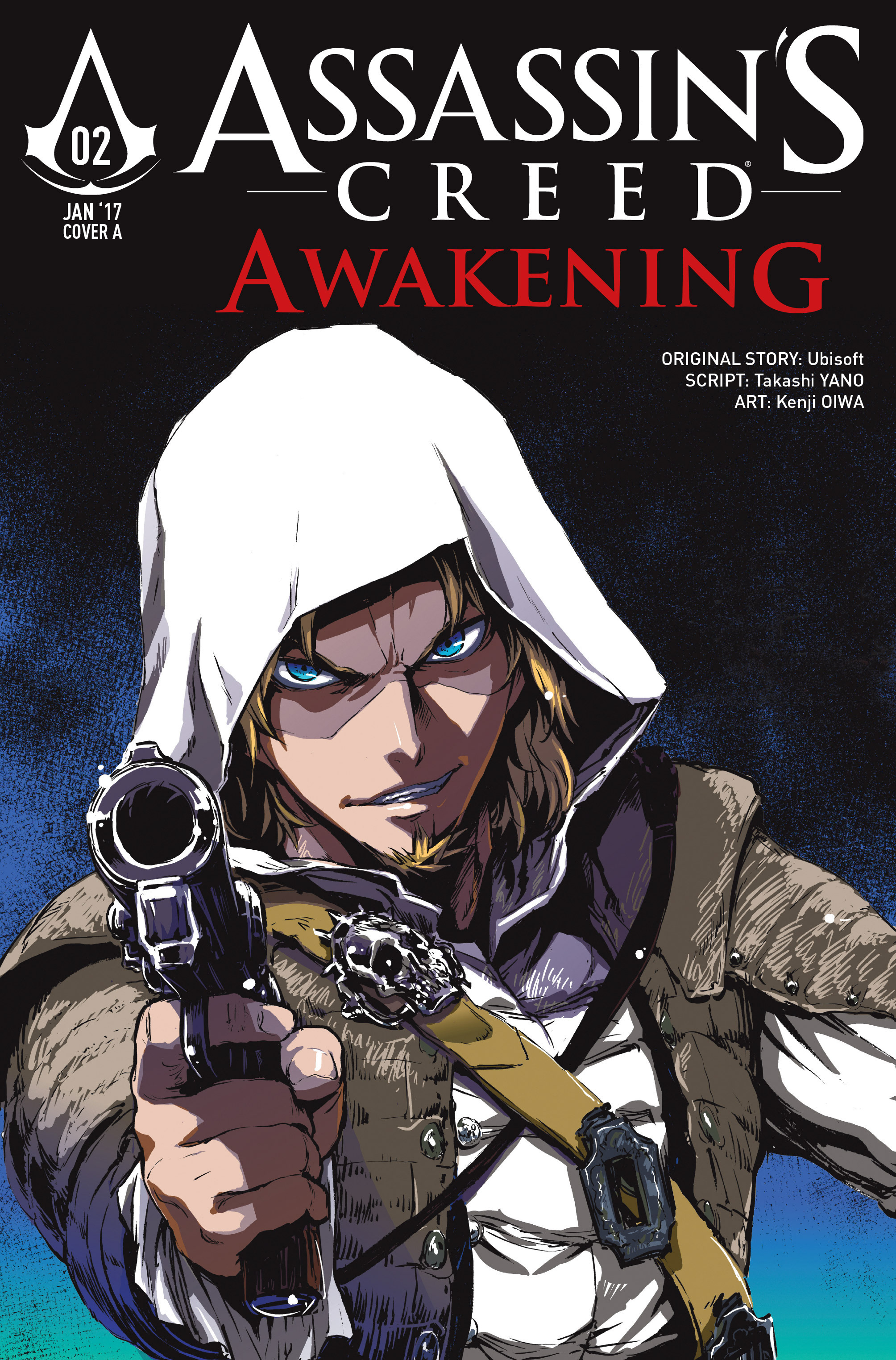 Read online Assassin's Creed: Awakening comic -  Issue #2 - 1