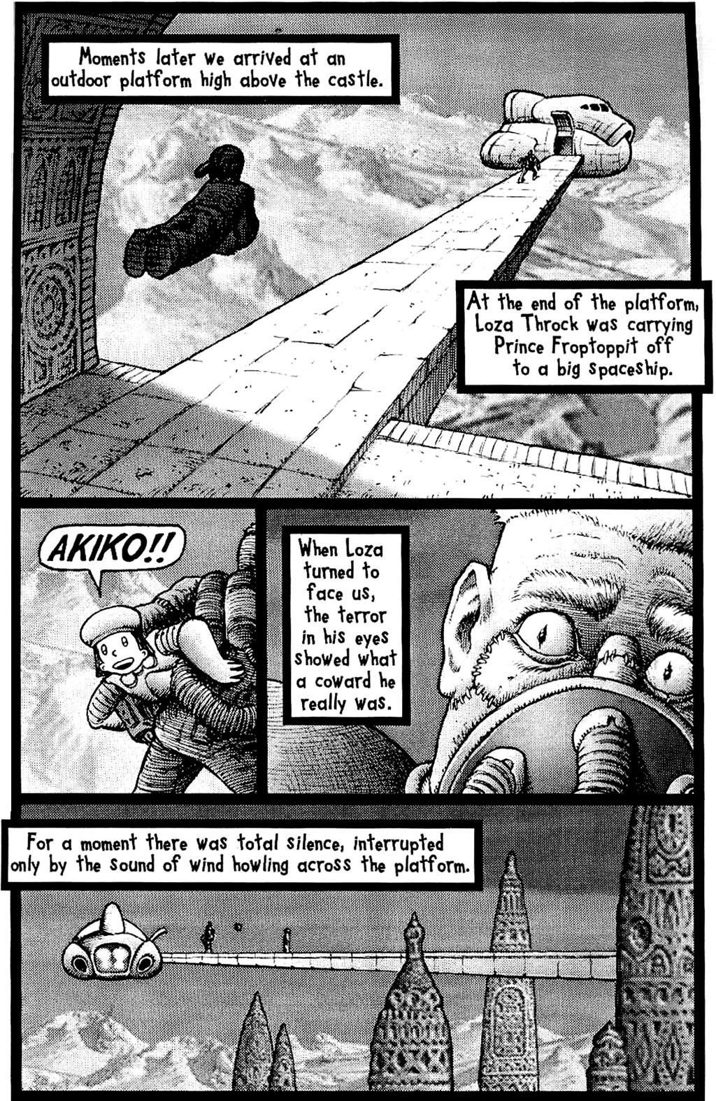 Read online Akiko comic -  Issue #Akiko _TPB 3 - 70