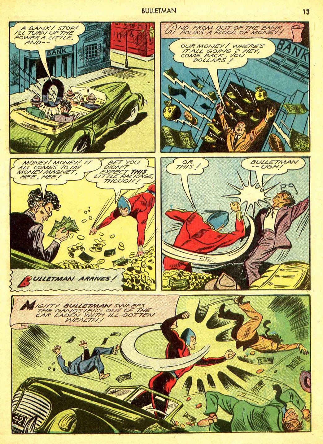Bulletman issue 12 - Page 12