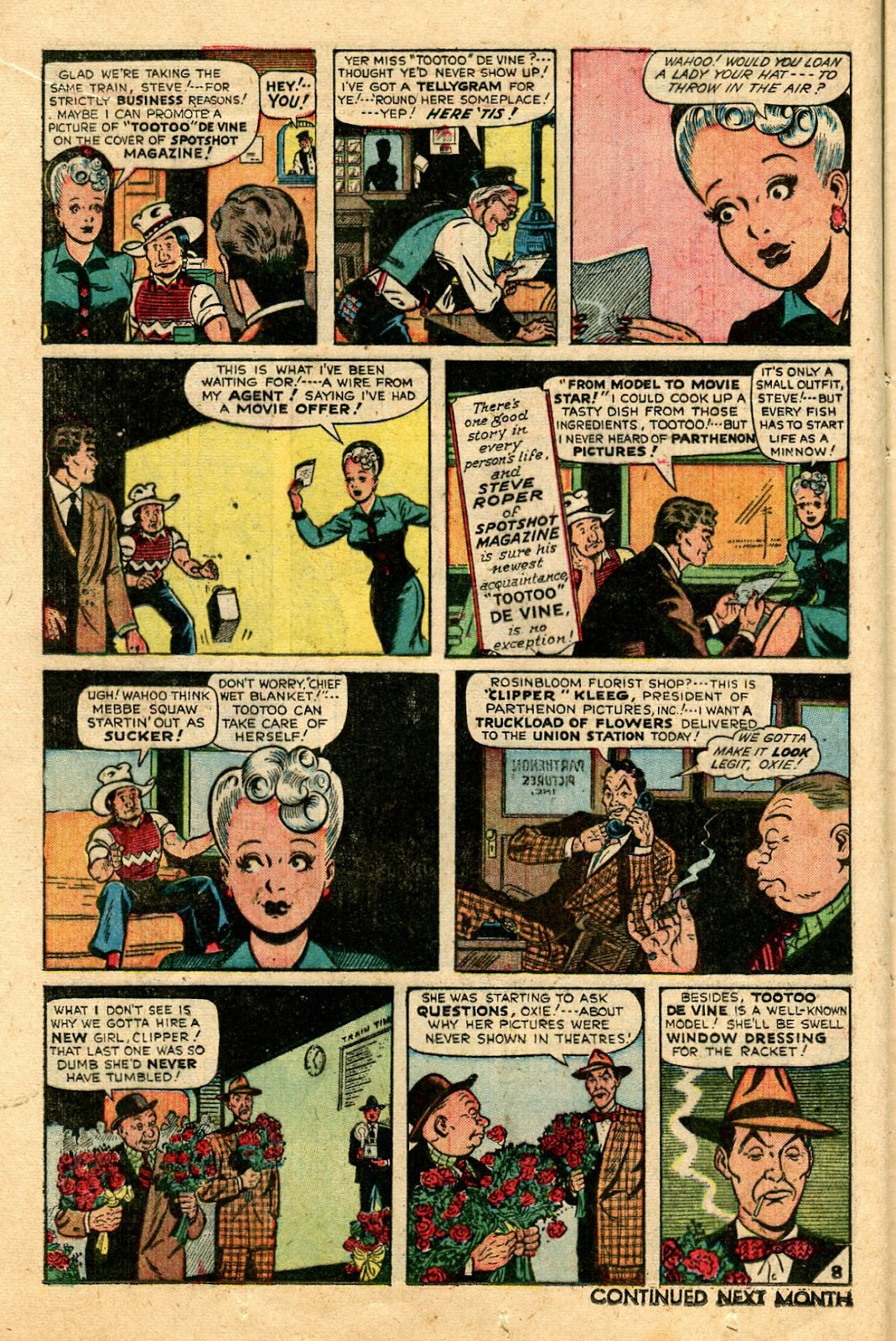 Read online Famous Funnies comic -  Issue #183 - 15