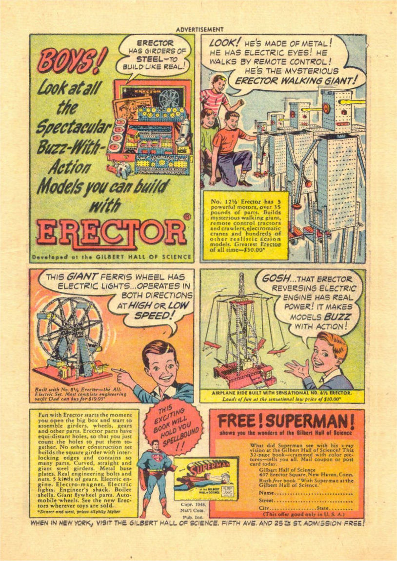 Read online Sensation (Mystery) Comics comic -  Issue #84 - 29