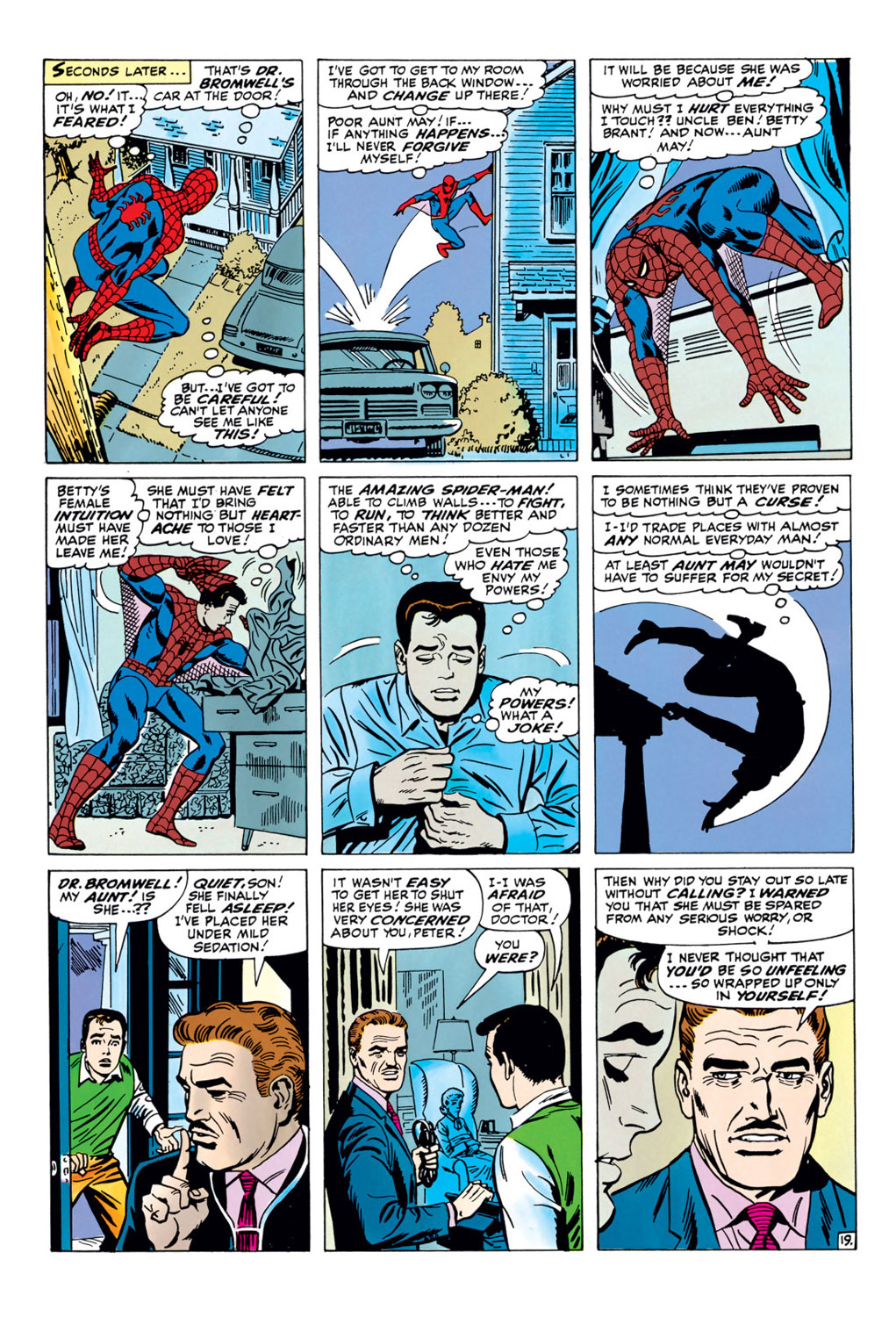 The Amazing Spider-Man (1963) 40 Page 19