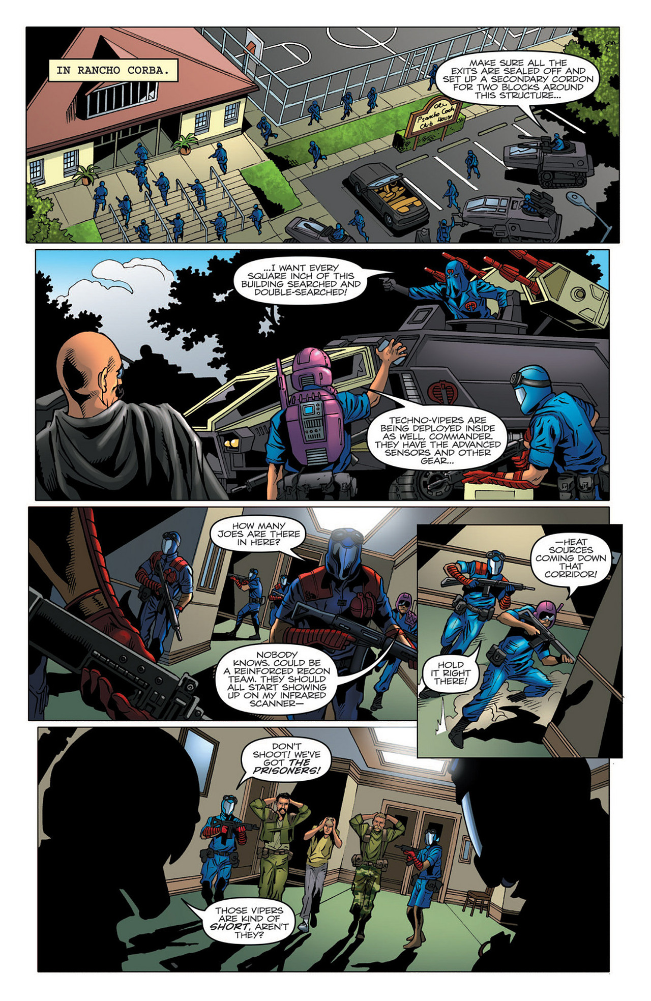 G.I. Joe: A Real American Hero 184 Page 13