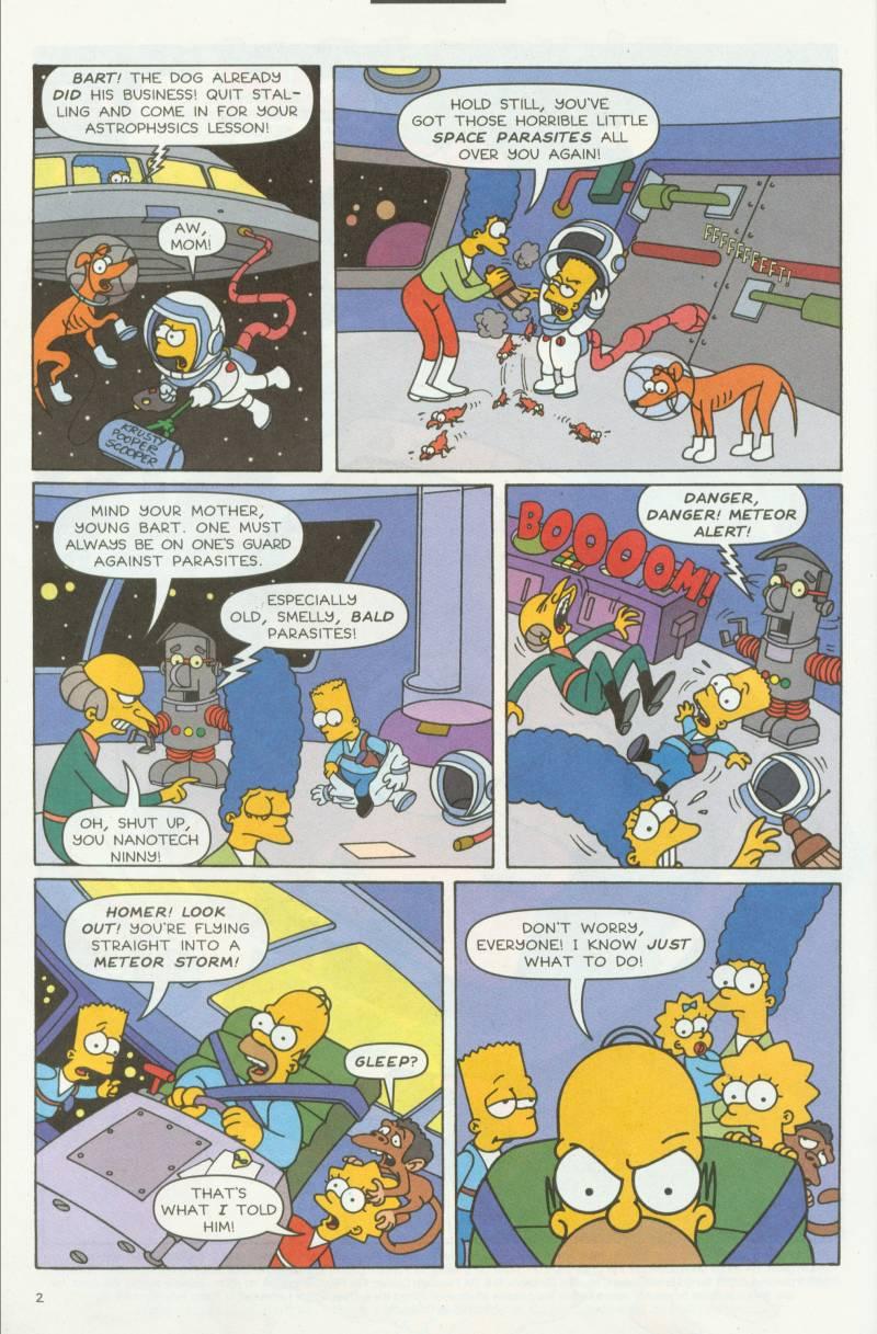 Read online Simpsons Comics Presents Bart Simpson comic -  Issue #3 - 4