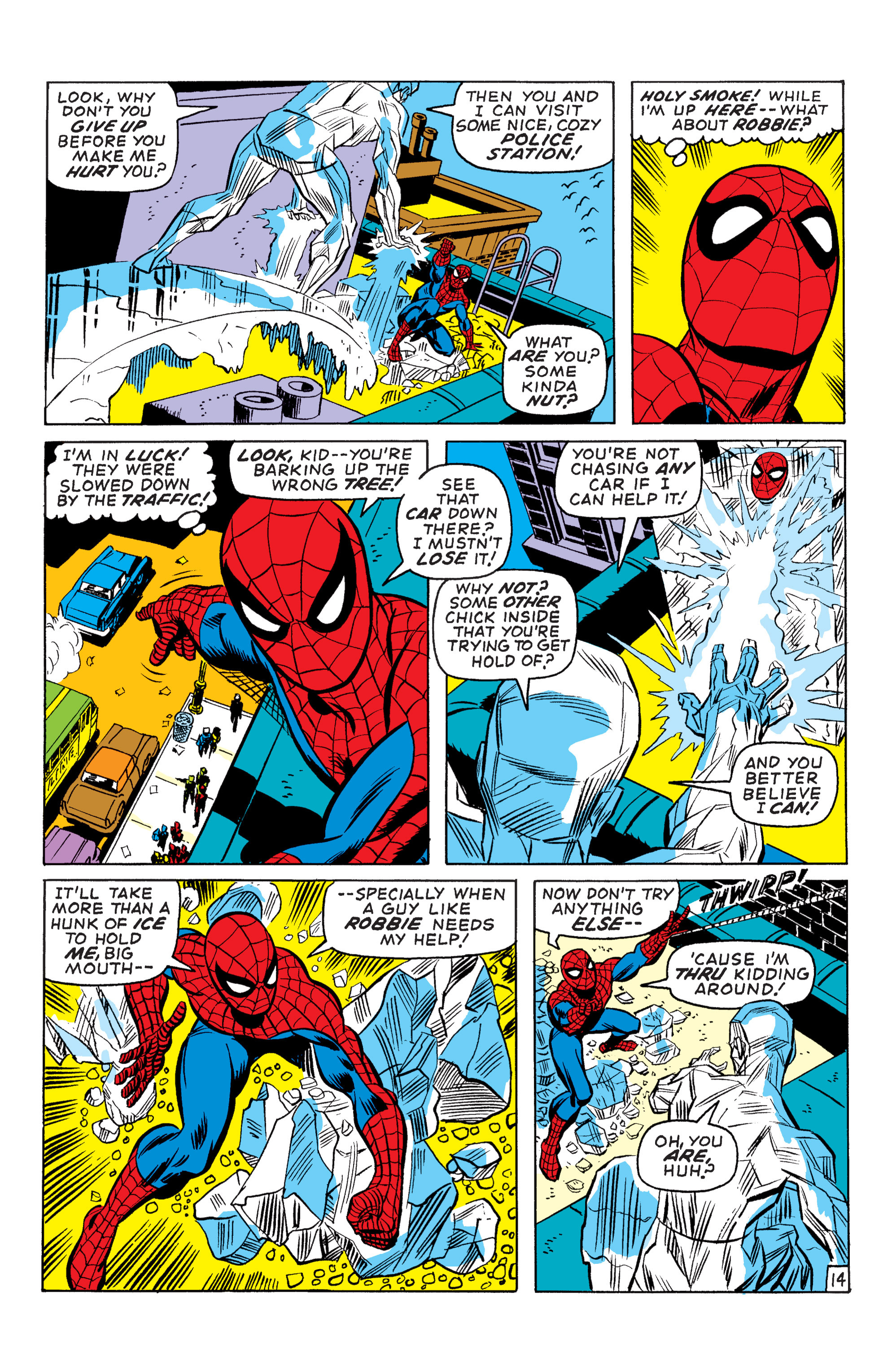 The Amazing Spider-Man (1963) 92 Page 13