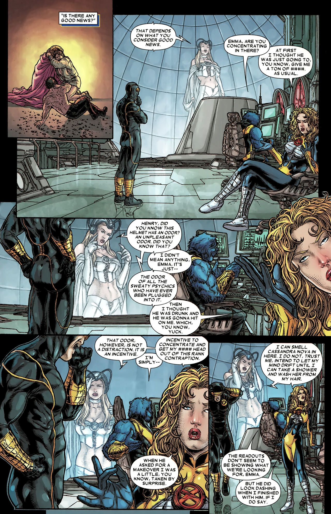 Read online Wolverine: The Best There Is comic -  Issue #10 - 7