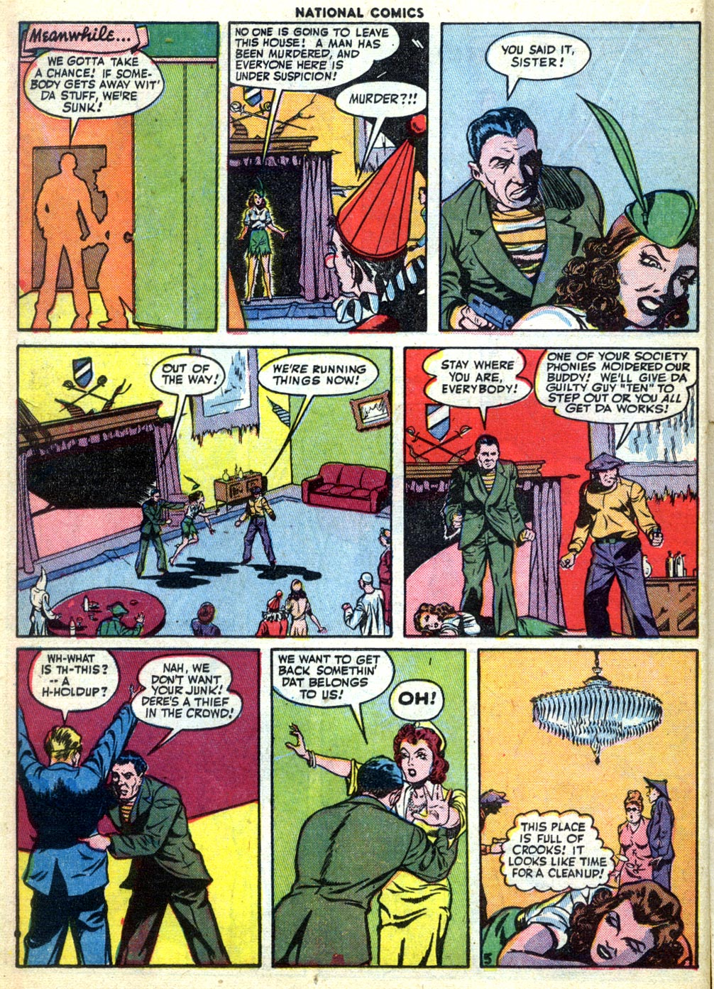 National Comics (1940) issue 47 - Page 26