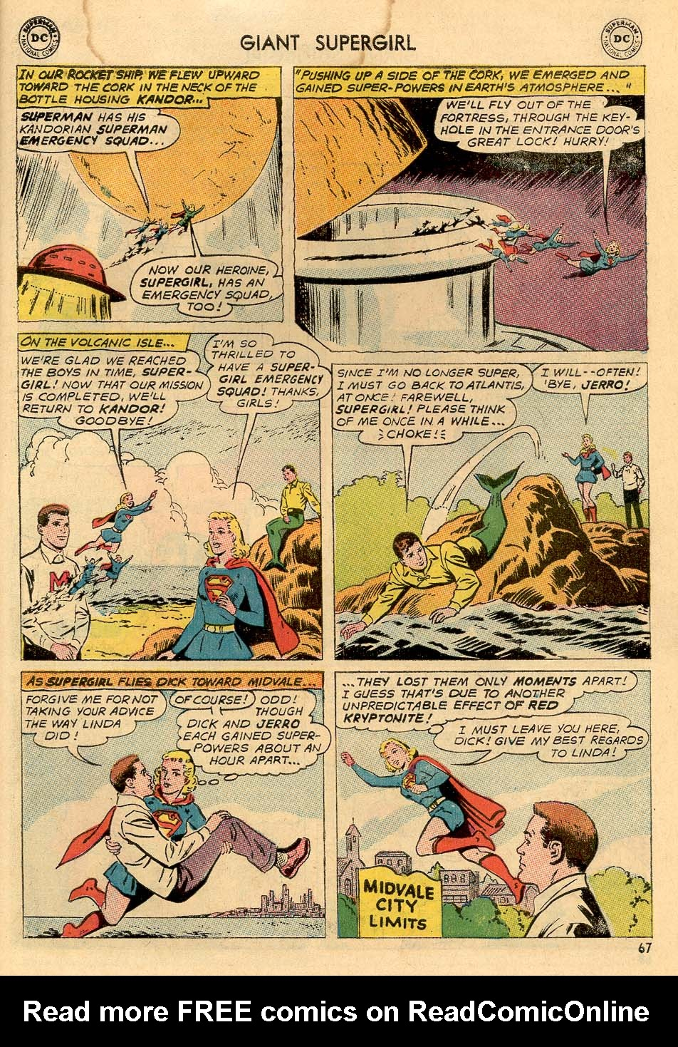 Action Comics (1938) 347 Page 68