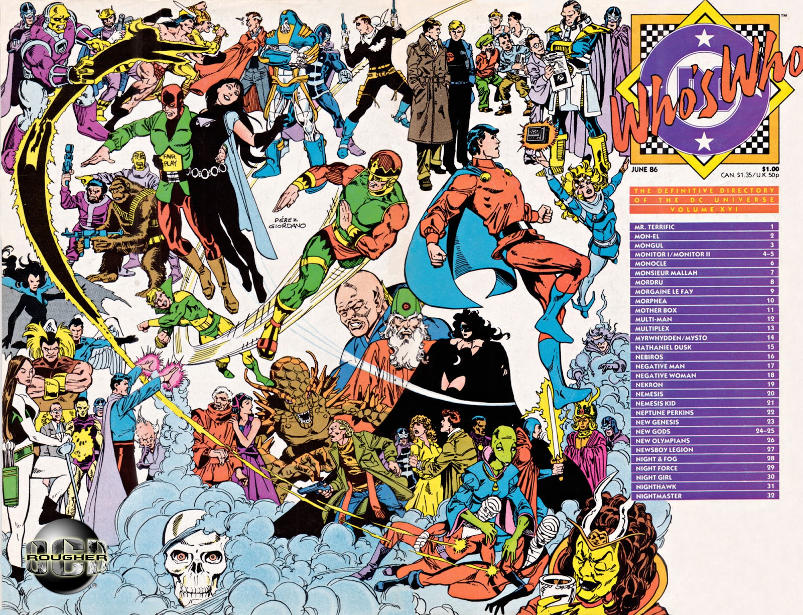 Whos Who: The Definitive Directory of the DC Universe 16 Page 1