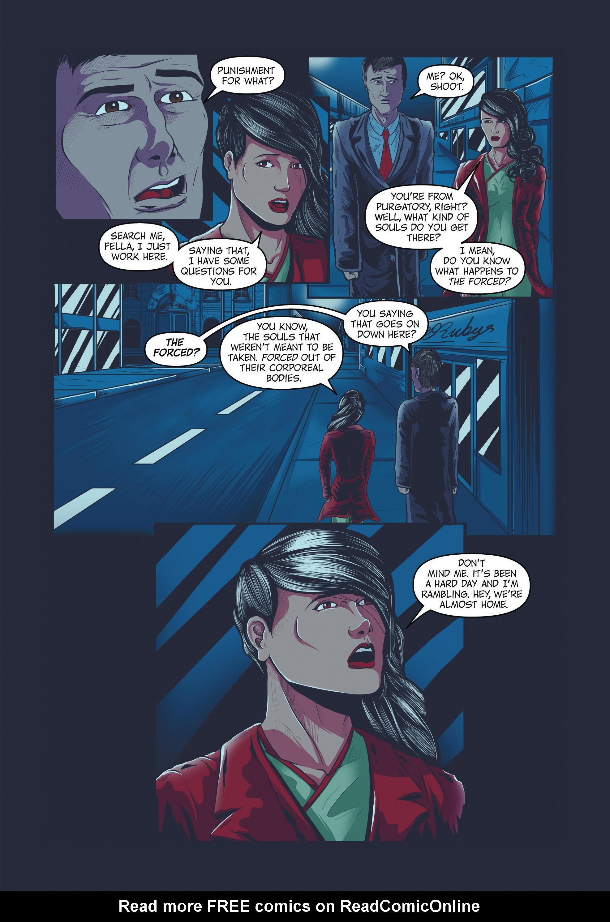 Read online Redemption Heights comic -  Issue # Full - 50