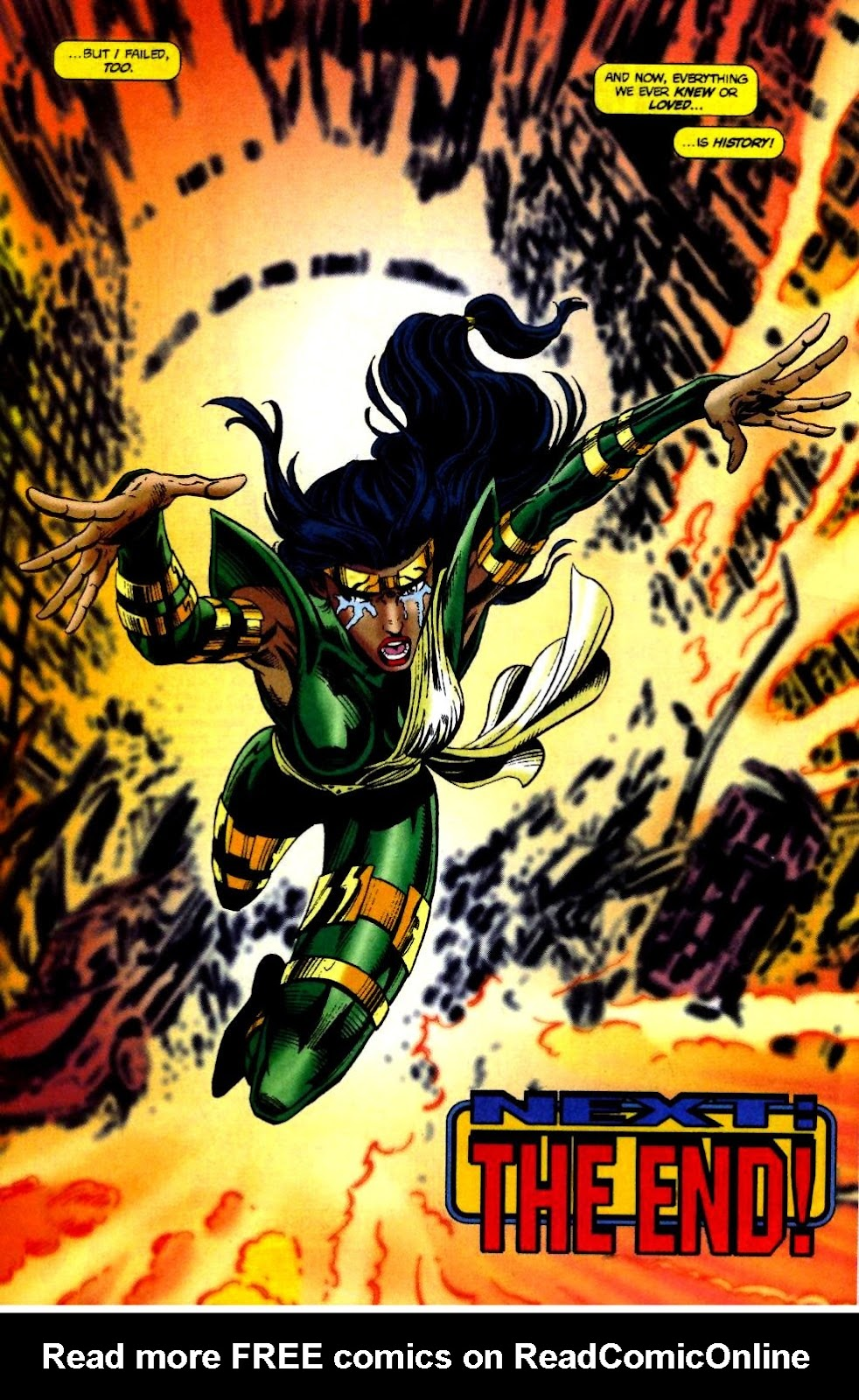 The New Warriors Issue #70 #74 - English 24