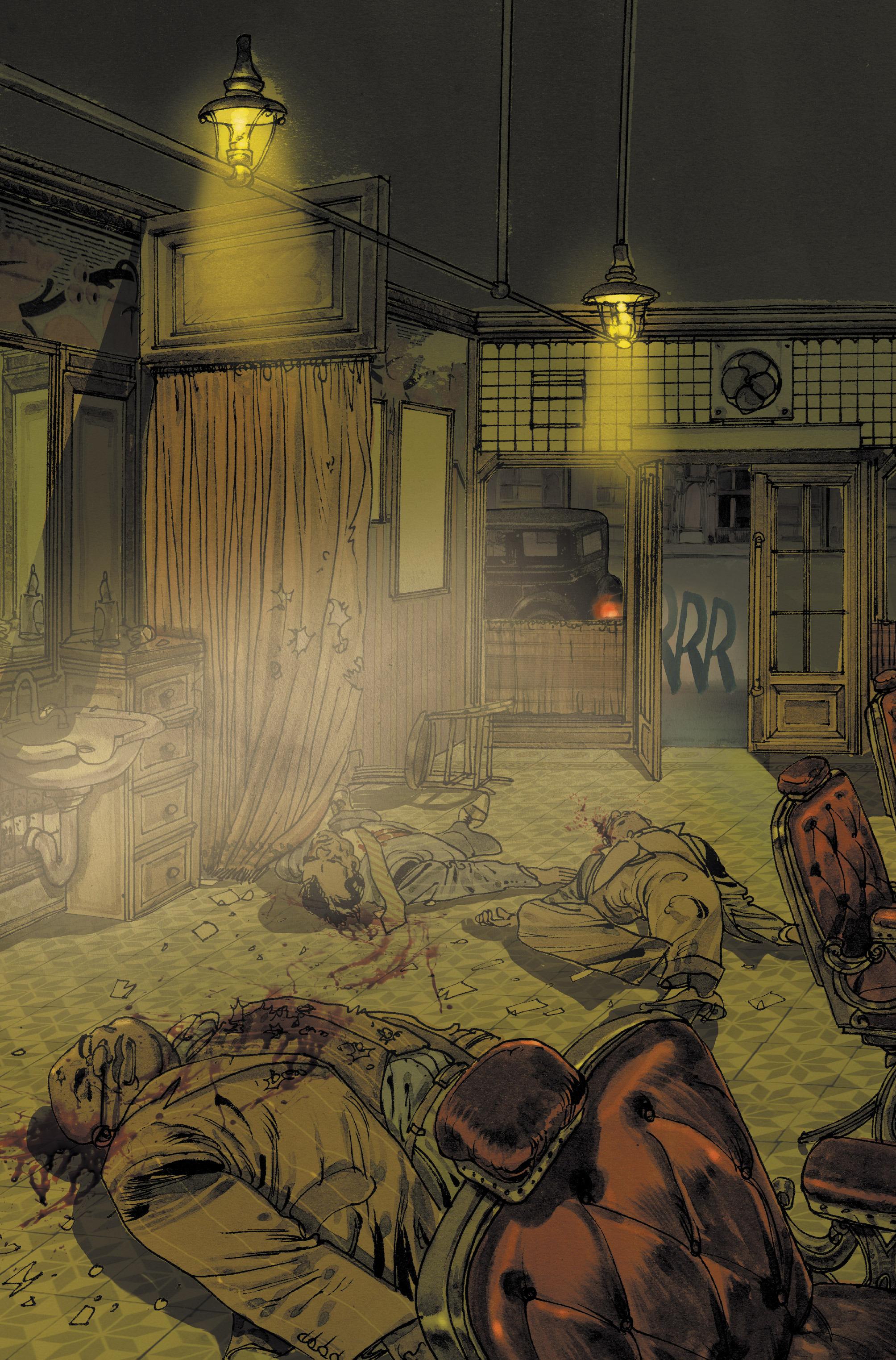 Read online Triggerman comic -  Issue #5 - 8