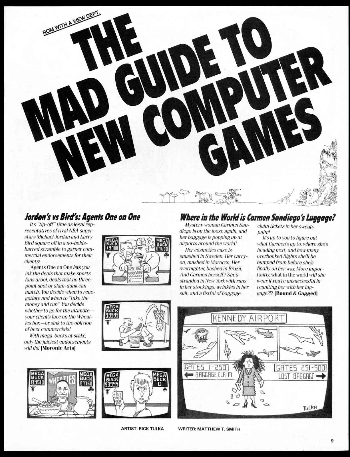 MAD issue 292 - Page 11