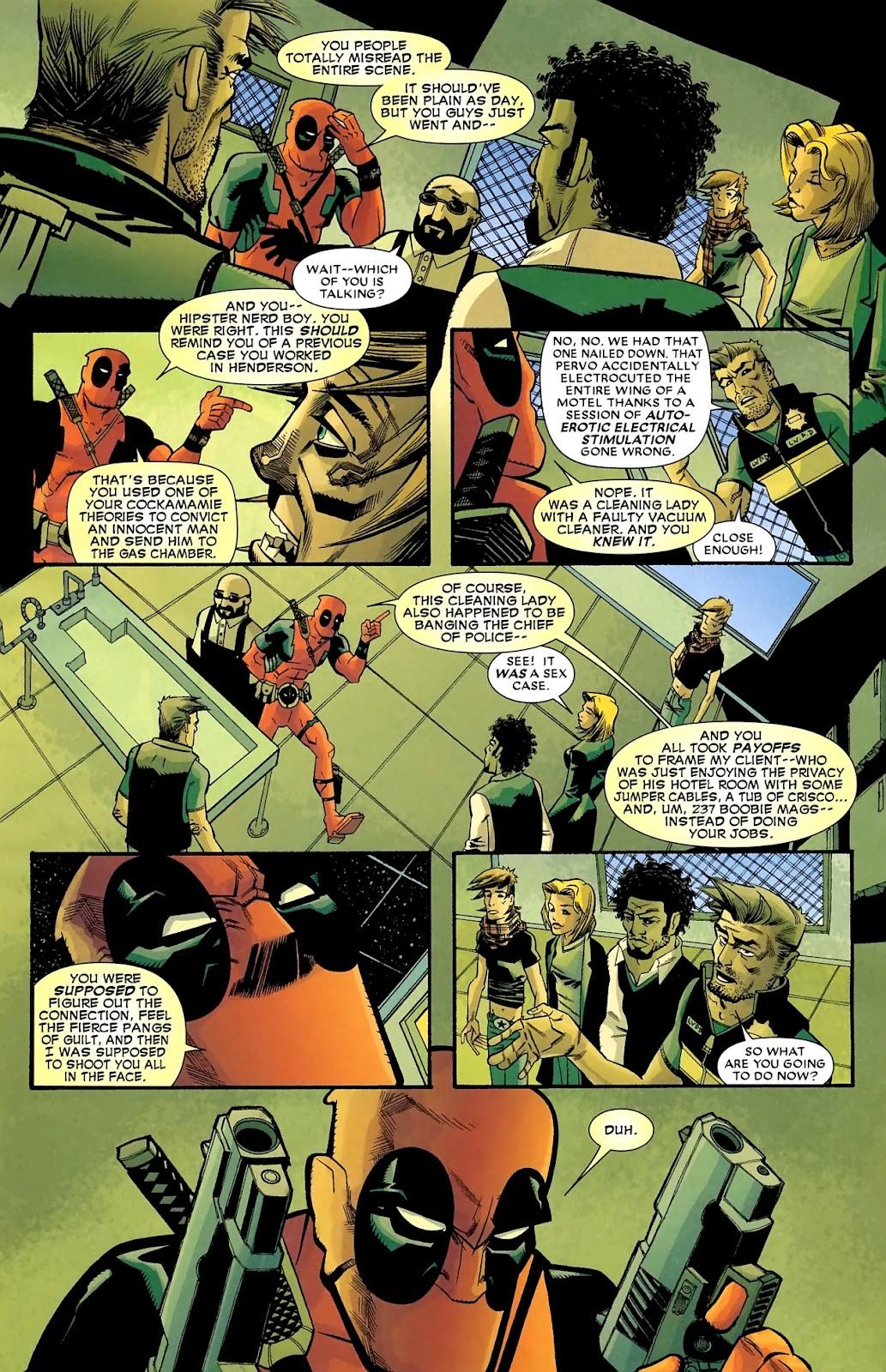 Read online Deadpool (2008) comic -  Issue #900 - 48