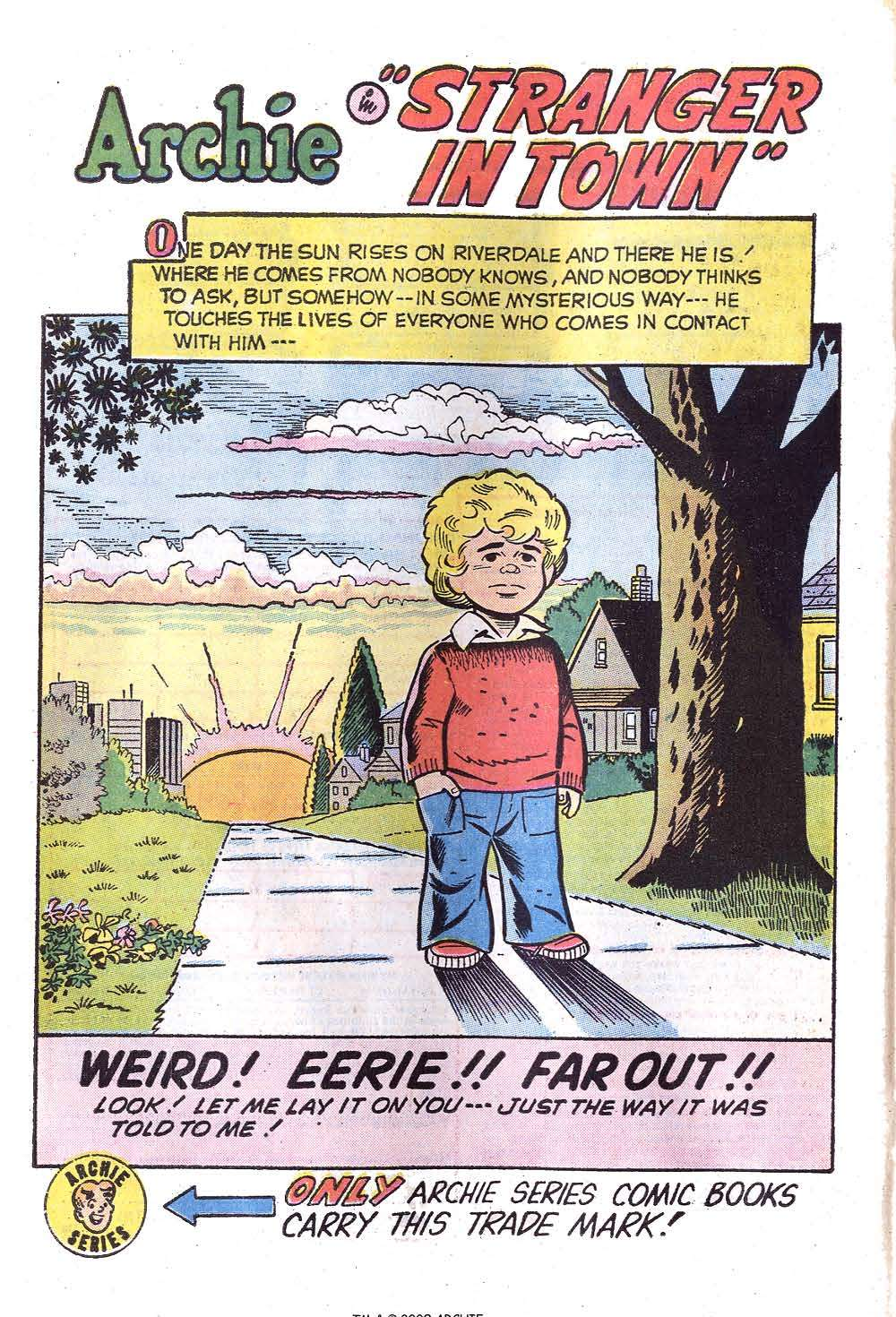 Read online Archie (1960) comic -  Issue #229 - 14