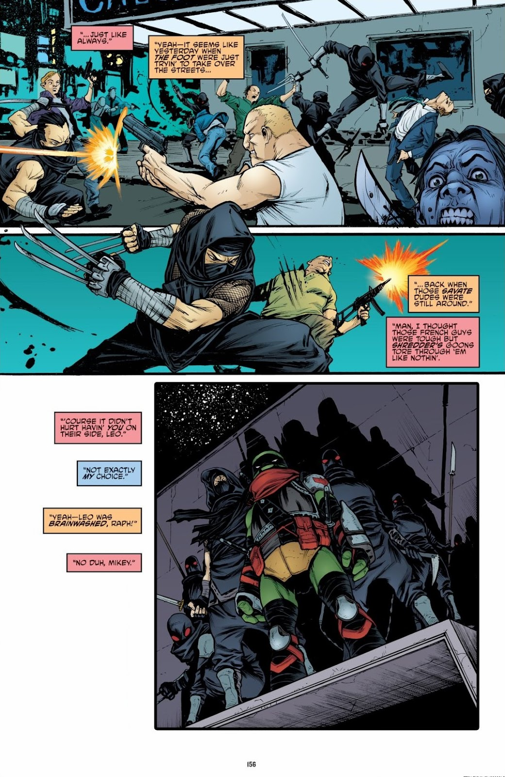 Read online Teenage Mutant Ninja Turtles: The IDW Collection comic -  Issue # TPB 6 (Part 2) - 54