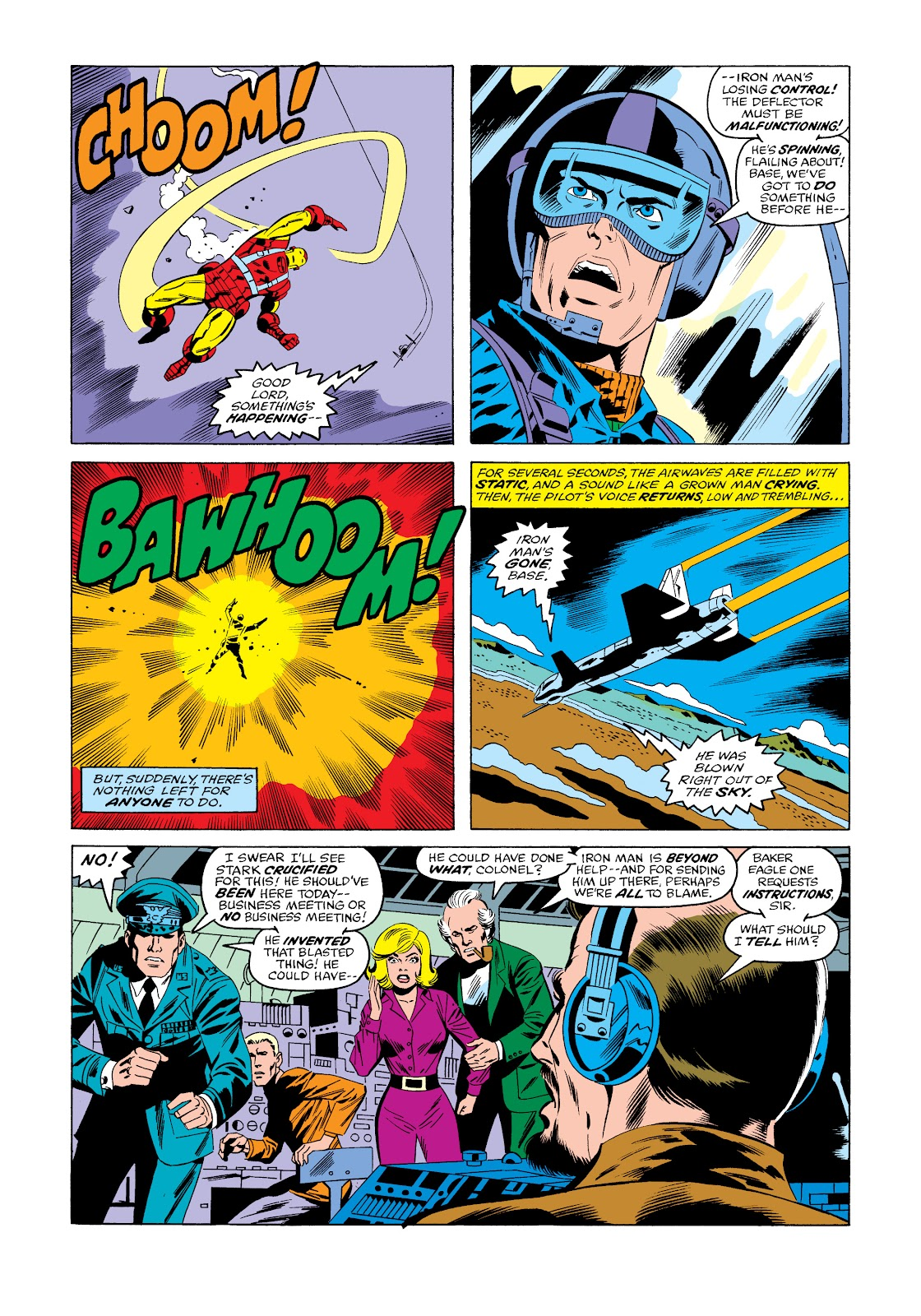 Read online Marvel Masterworks: The Invincible Iron Man comic -  Issue # TPB 11 (Part 3) - 50