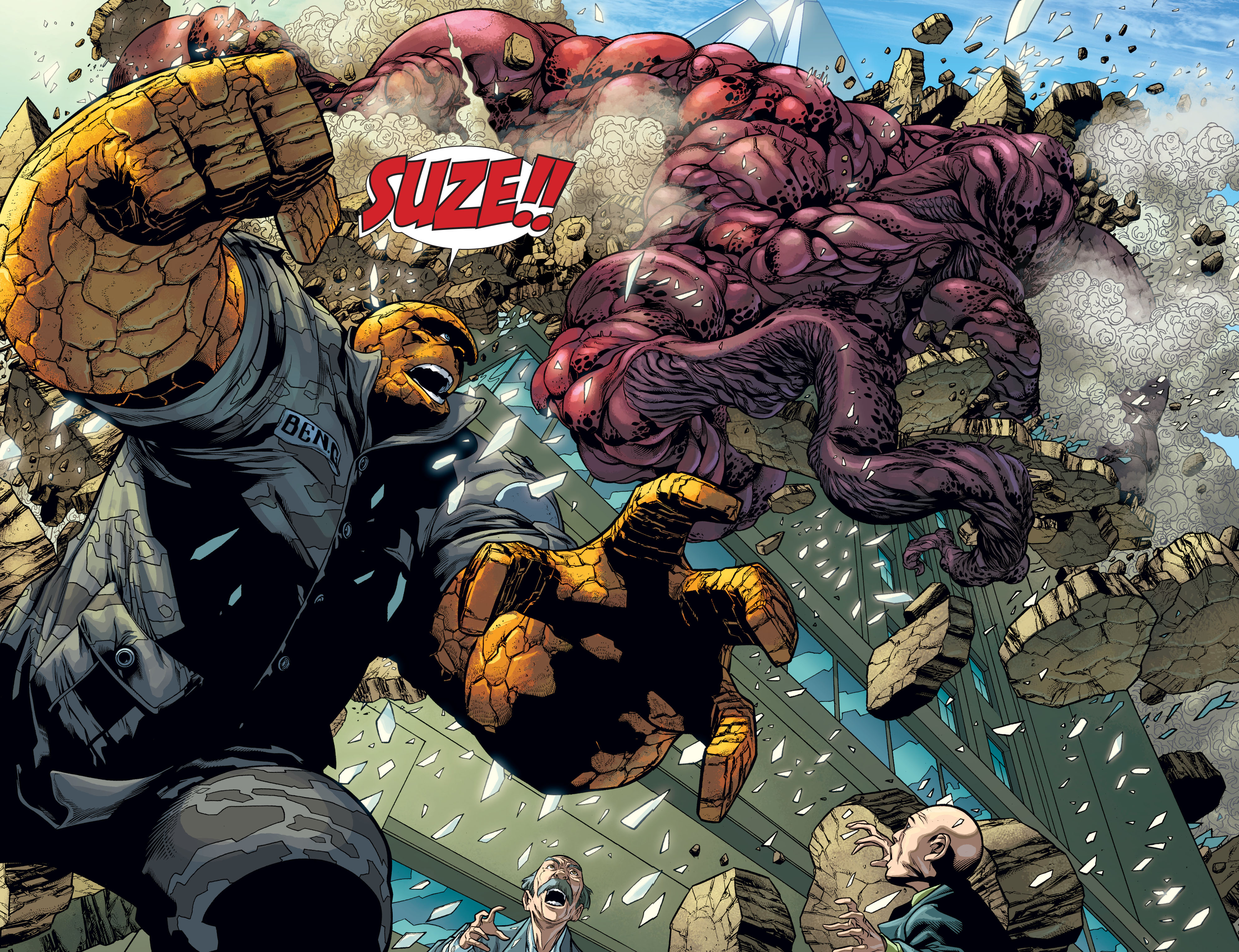 Read online Ultimate Comics Doomsday comic -  Issue # Full - 17