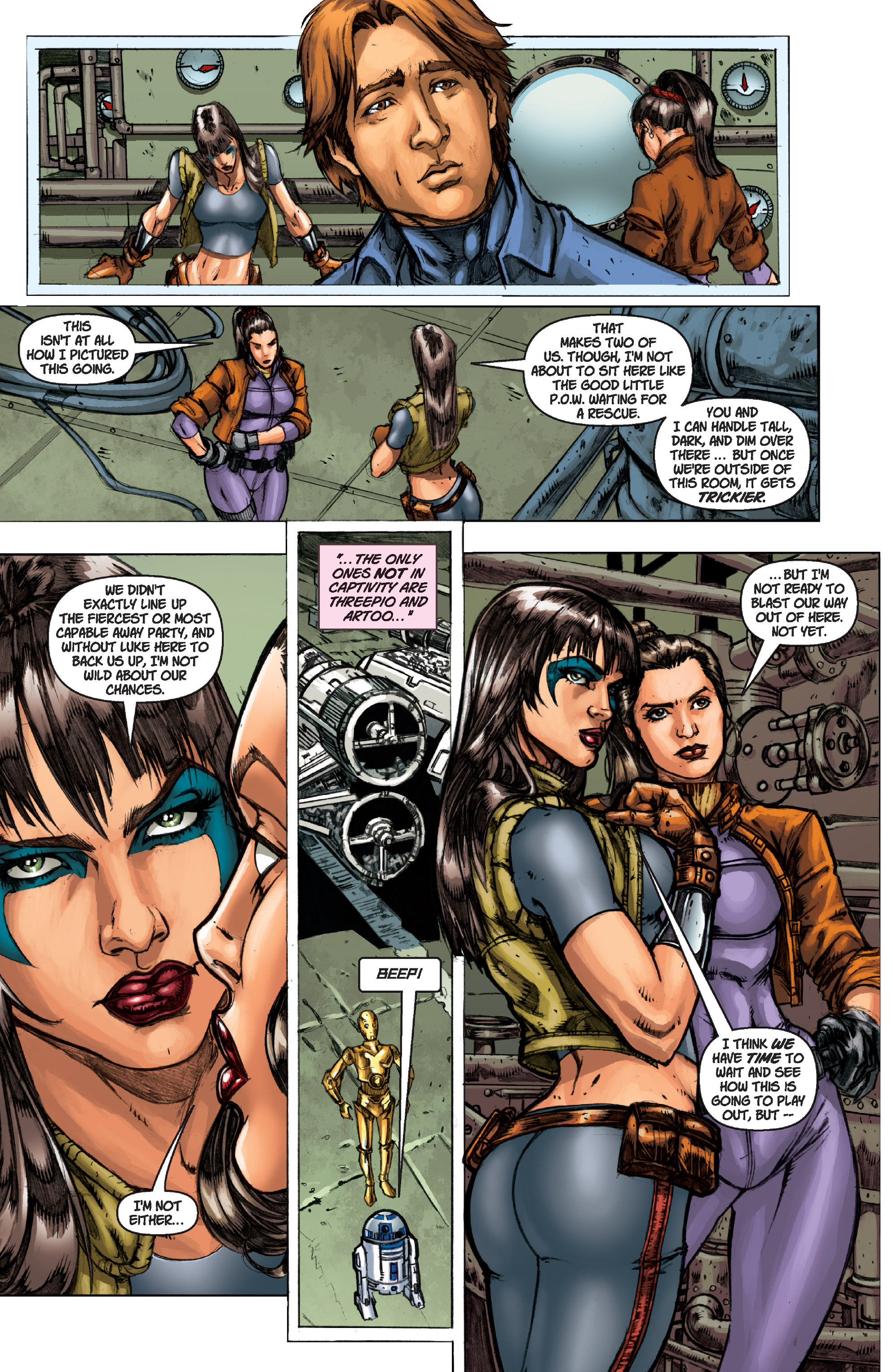 Read online Star Wars Omnibus comic -  Issue # Vol. 20 - 106
