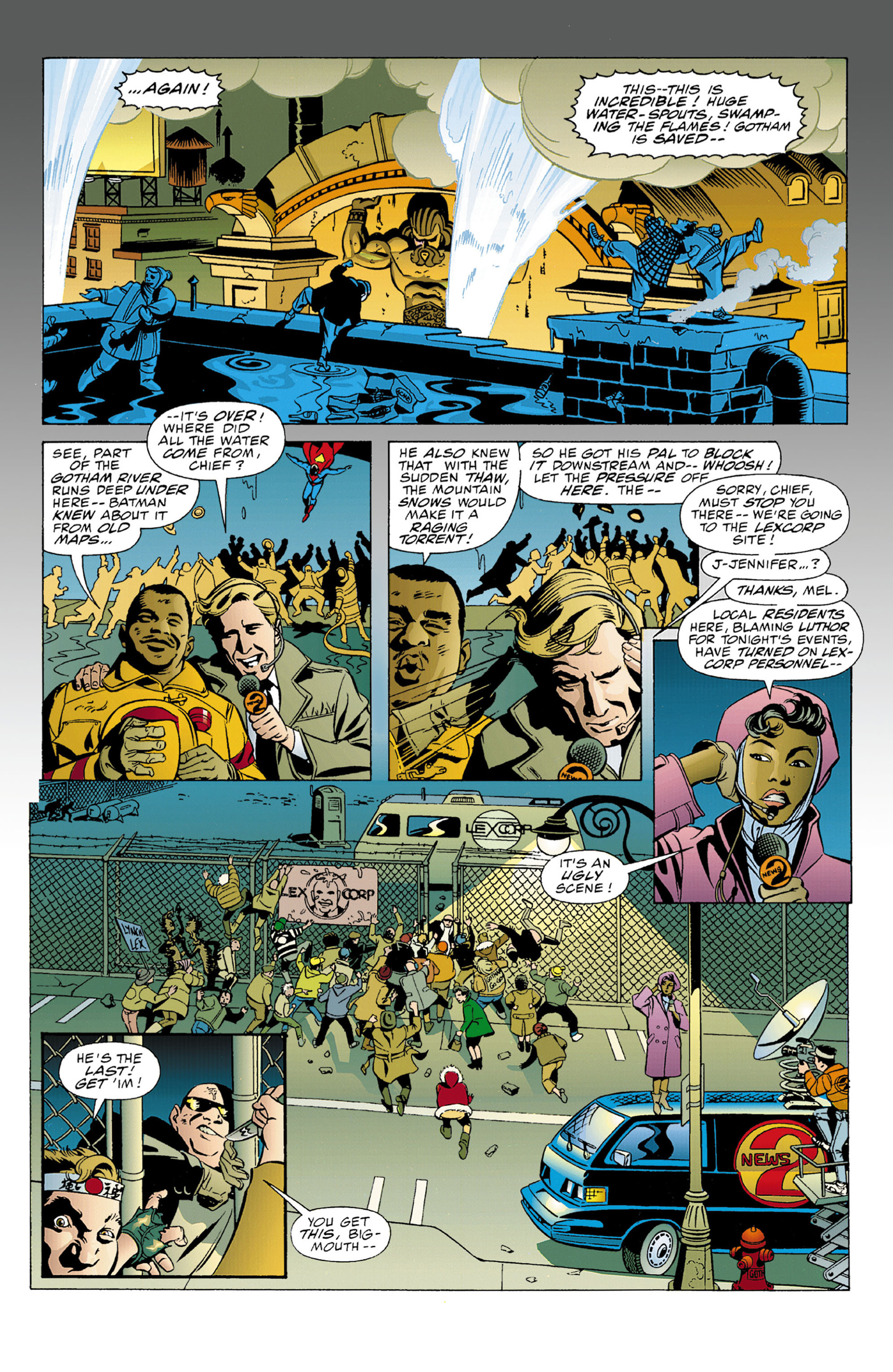 Read online World's Finest (1990) comic -  Issue #3 - 17