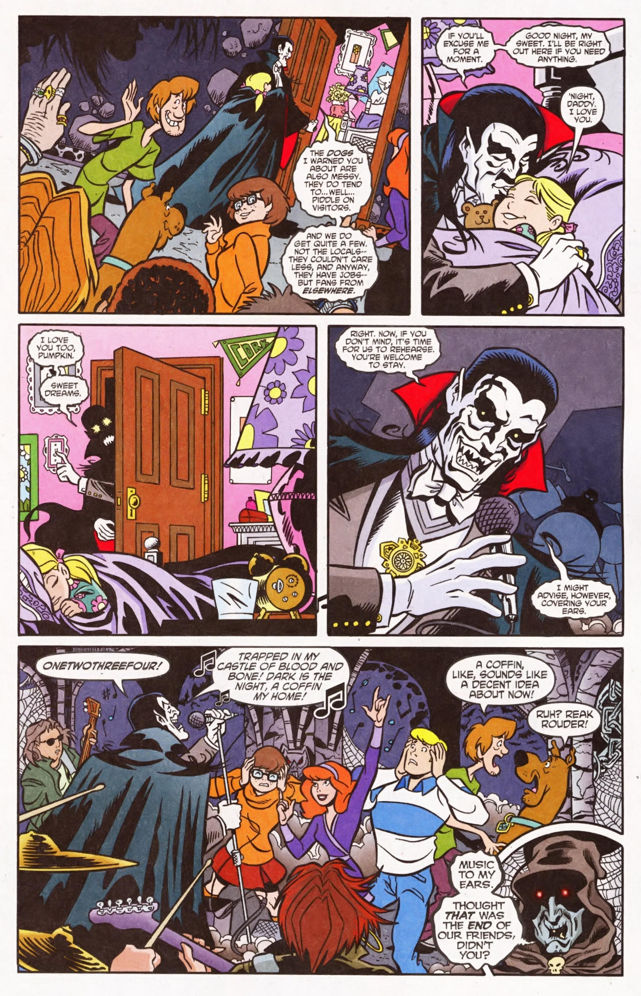Read online Scooby-Doo (1997) comic -  Issue #137 - 10