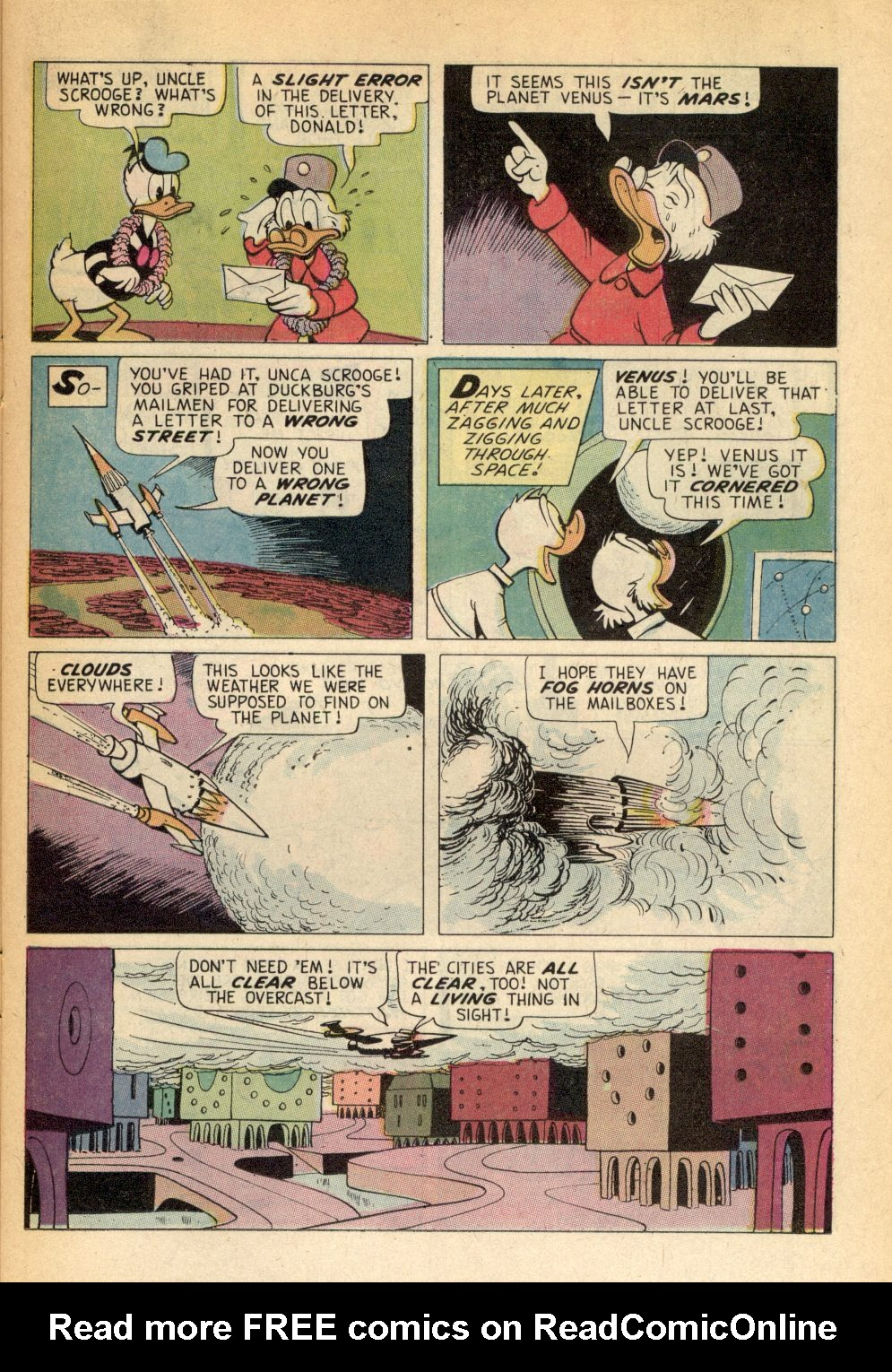 Read online Uncle Scrooge (1953) comic -  Issue #94 - 15