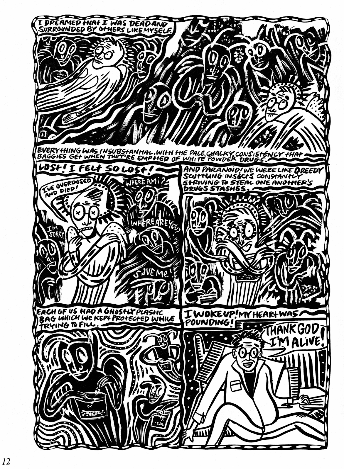 Drawn & Quarterly (1990) issue 7 - Page 14